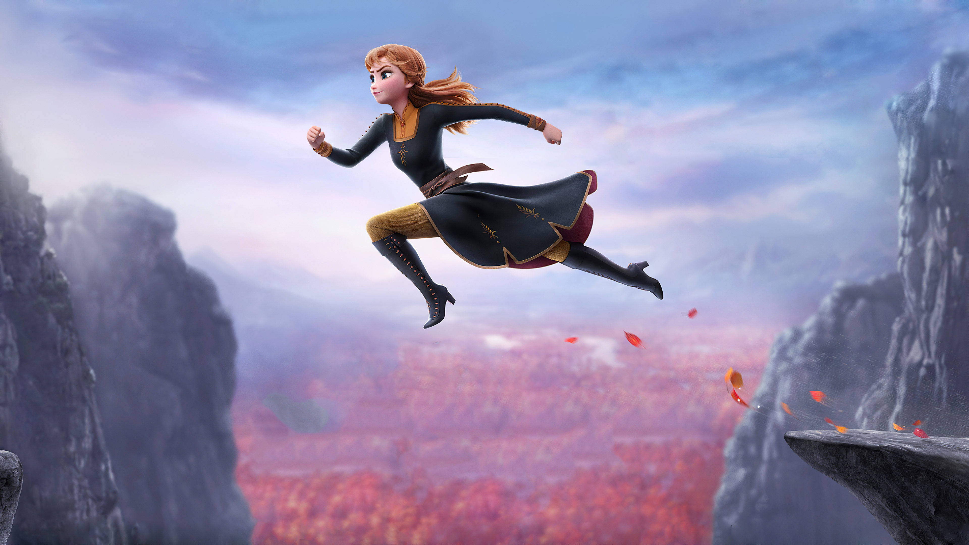 Anna Frozen 2, HD Movies, 4k Wallpapers, Images ...