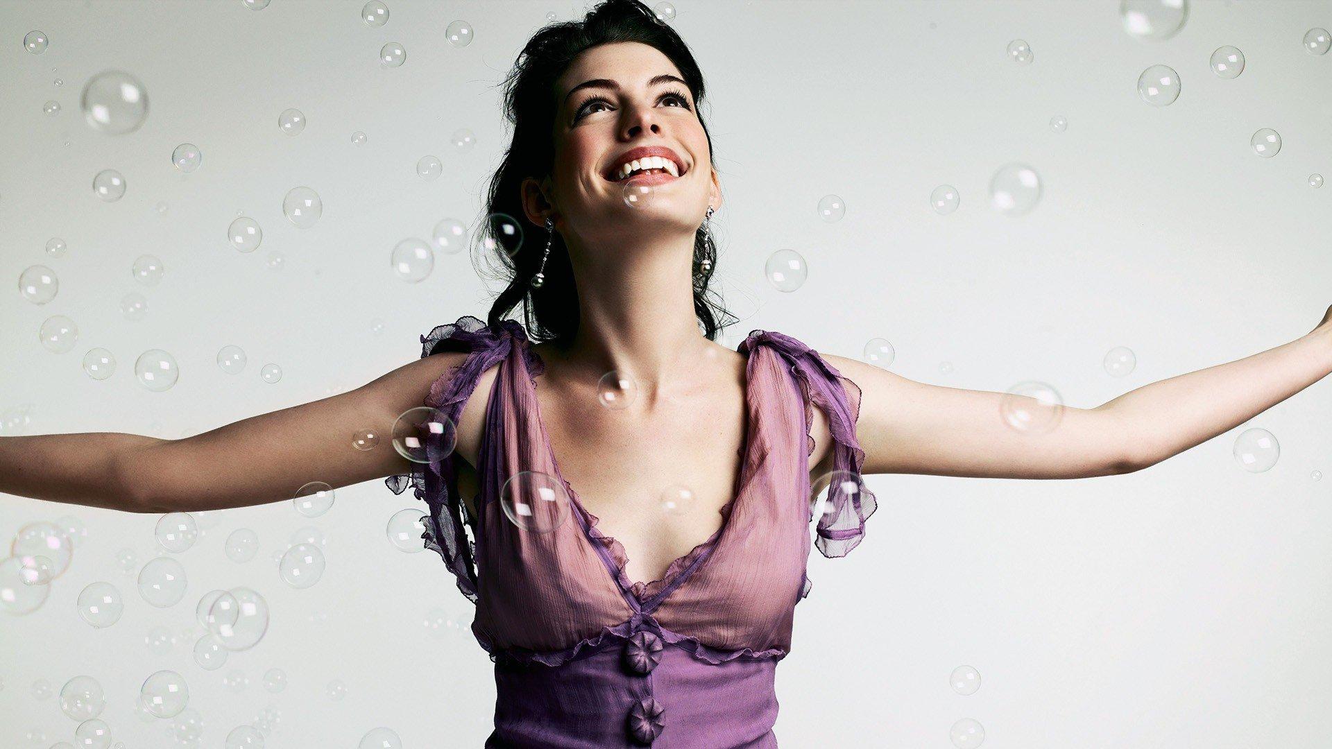Anne Hathaway Brunette Hd Celebrities 4k Wallpapers