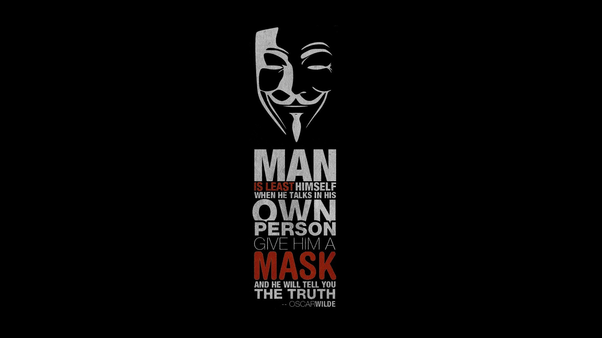 Anonymus Hacker Quote Hd Computer 4k Wallpapers Images