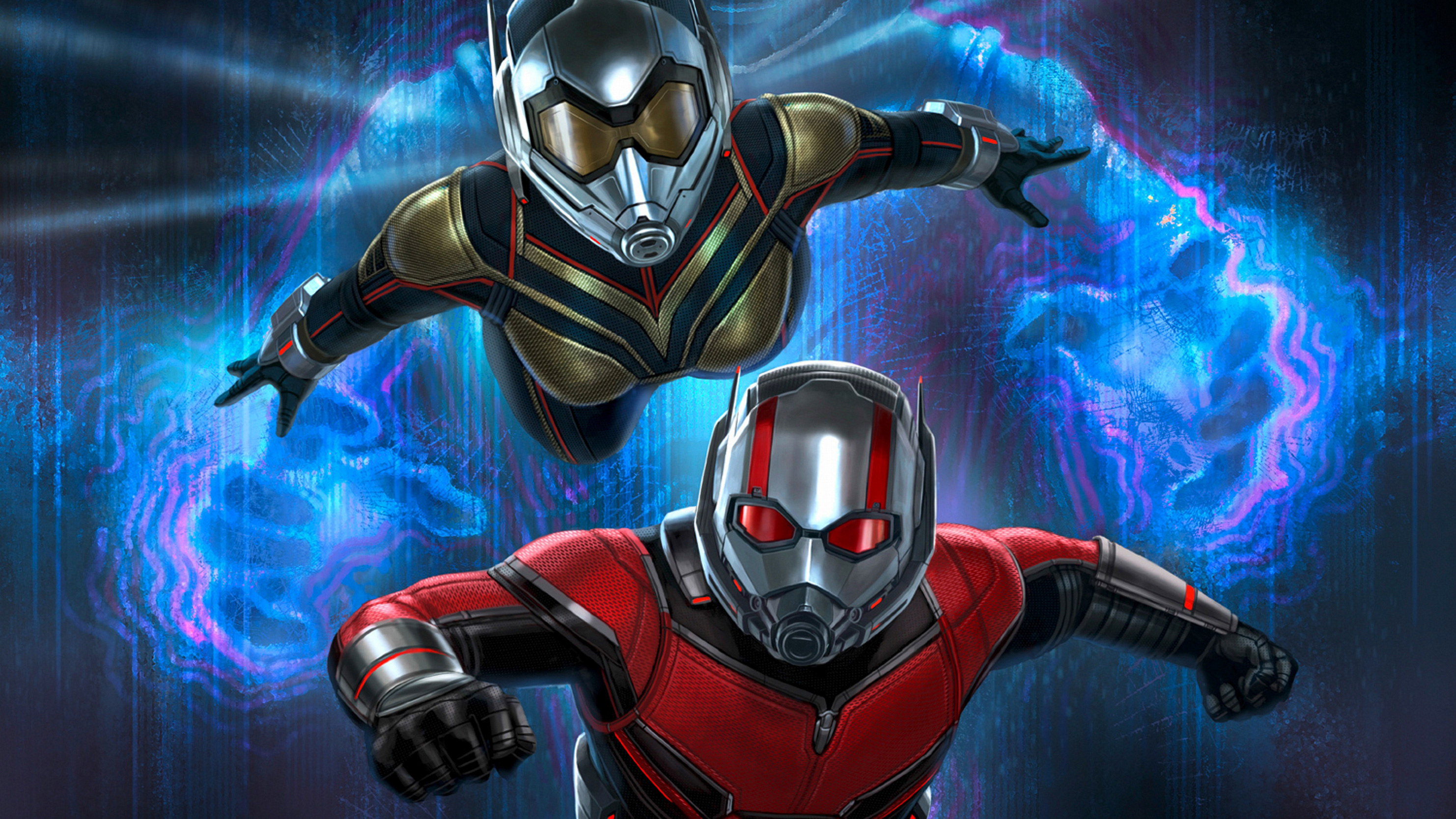 Ant Man And The Wasp Wallpaper: Ant Man And The Wasp Empire Magazine, HD Movies, 4k