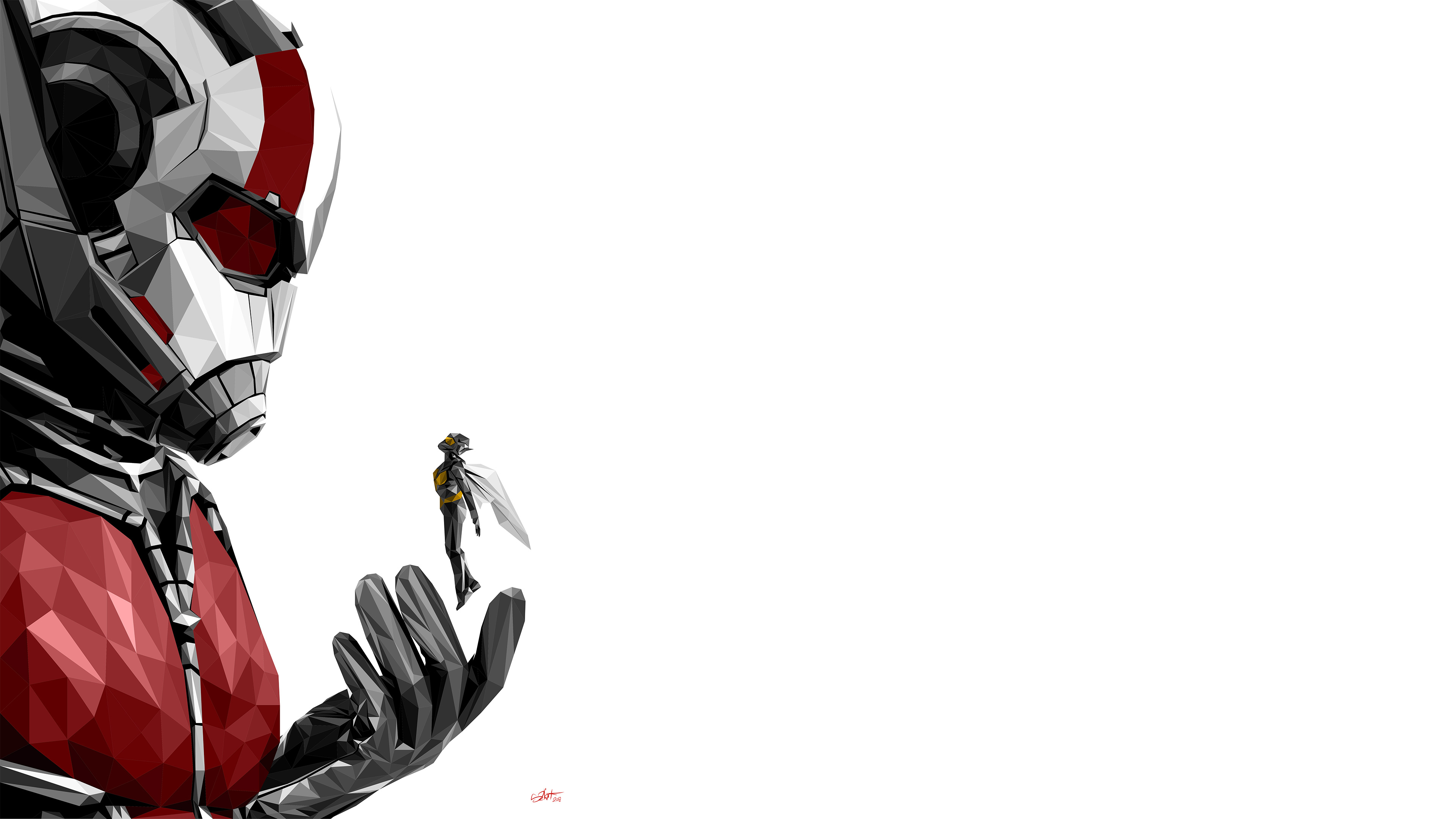 Ant Man Retina Movie Wallpaper: Ant Man And The Wasp Movie 4k, HD Movies, 4k Wallpapers