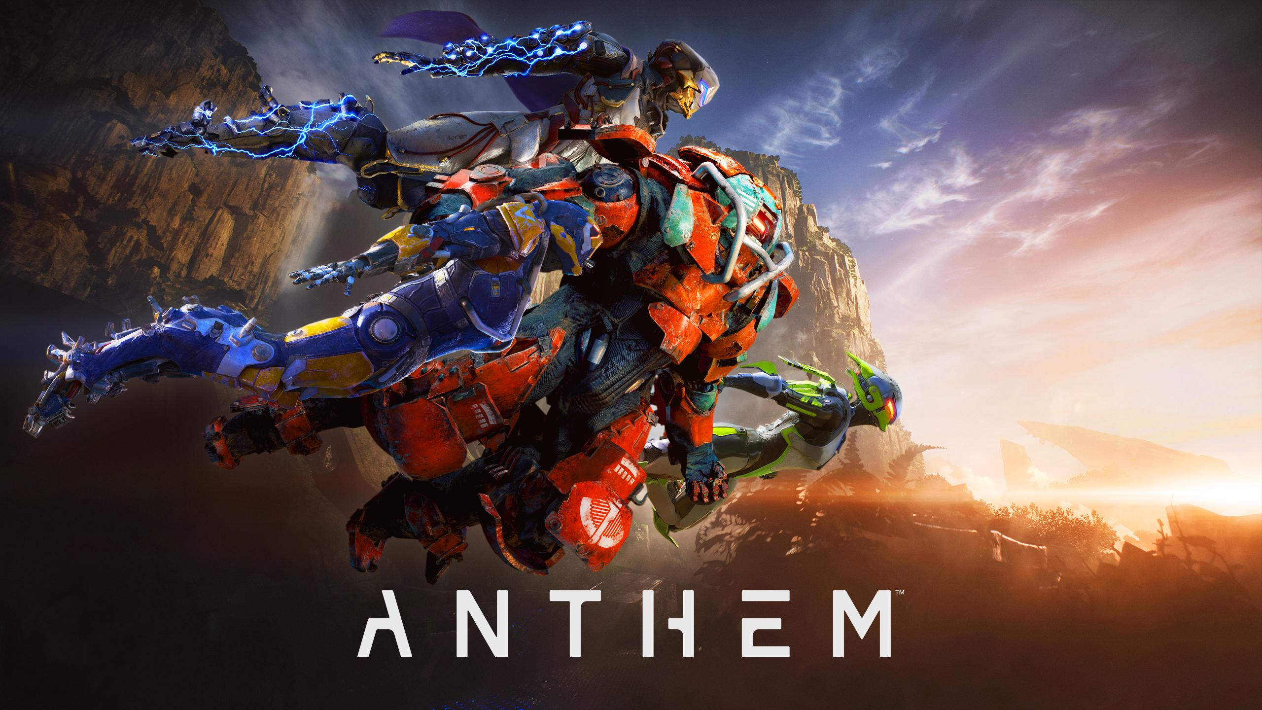 Anthem 2019 Game, HD Games, 4k Wallpapers, Images ...