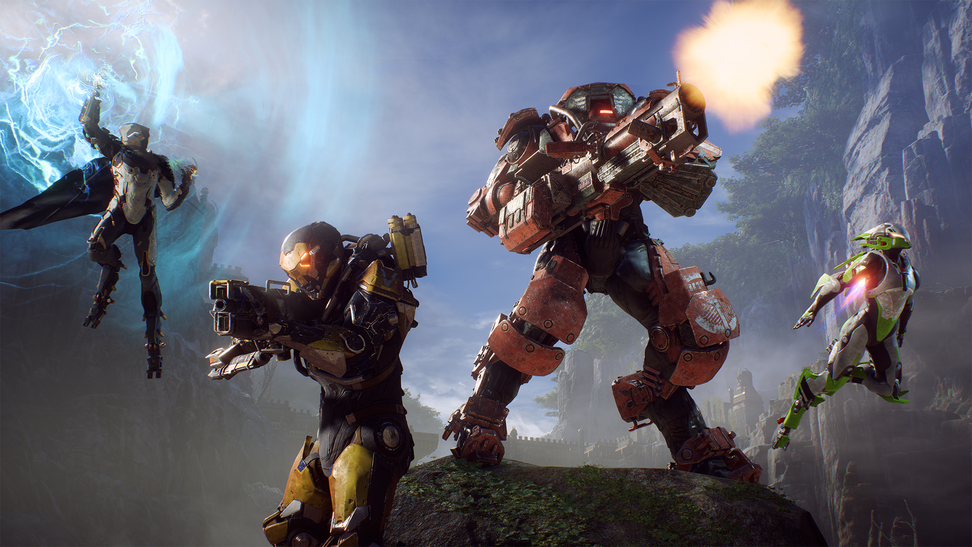 3840x2400 Anthem 2019 Hd 4k HD 4k Wallpapers, Images ...