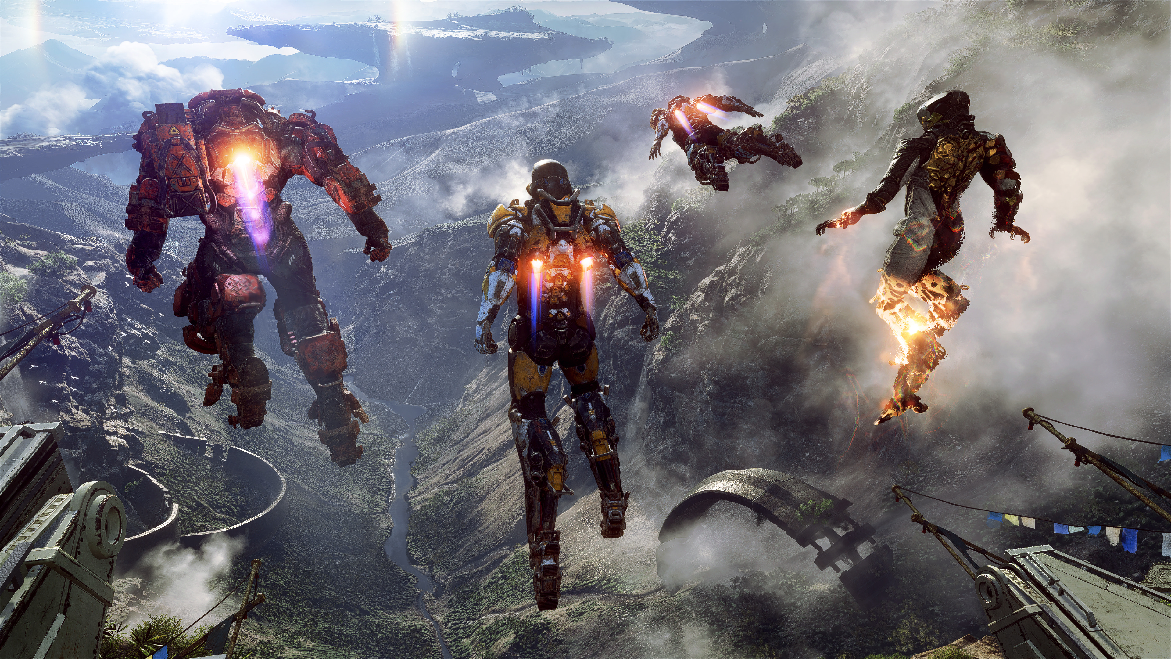Anthem 4k hd games 4k wallpapers images backgrounds - 4k wallpapers games ...