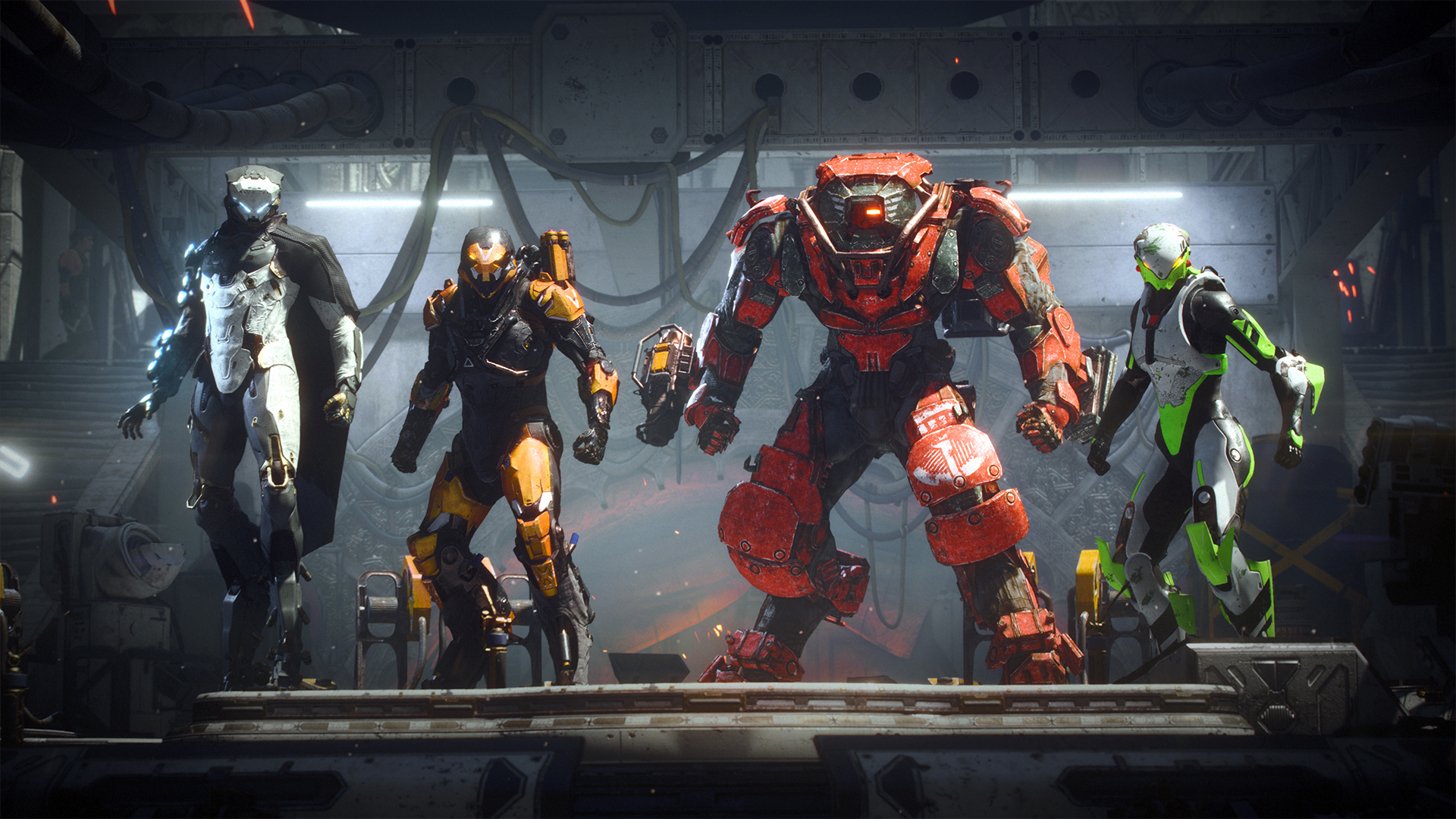 Anthem Game, HD Games, 4k Wallpapers, Images, Backgrounds ...