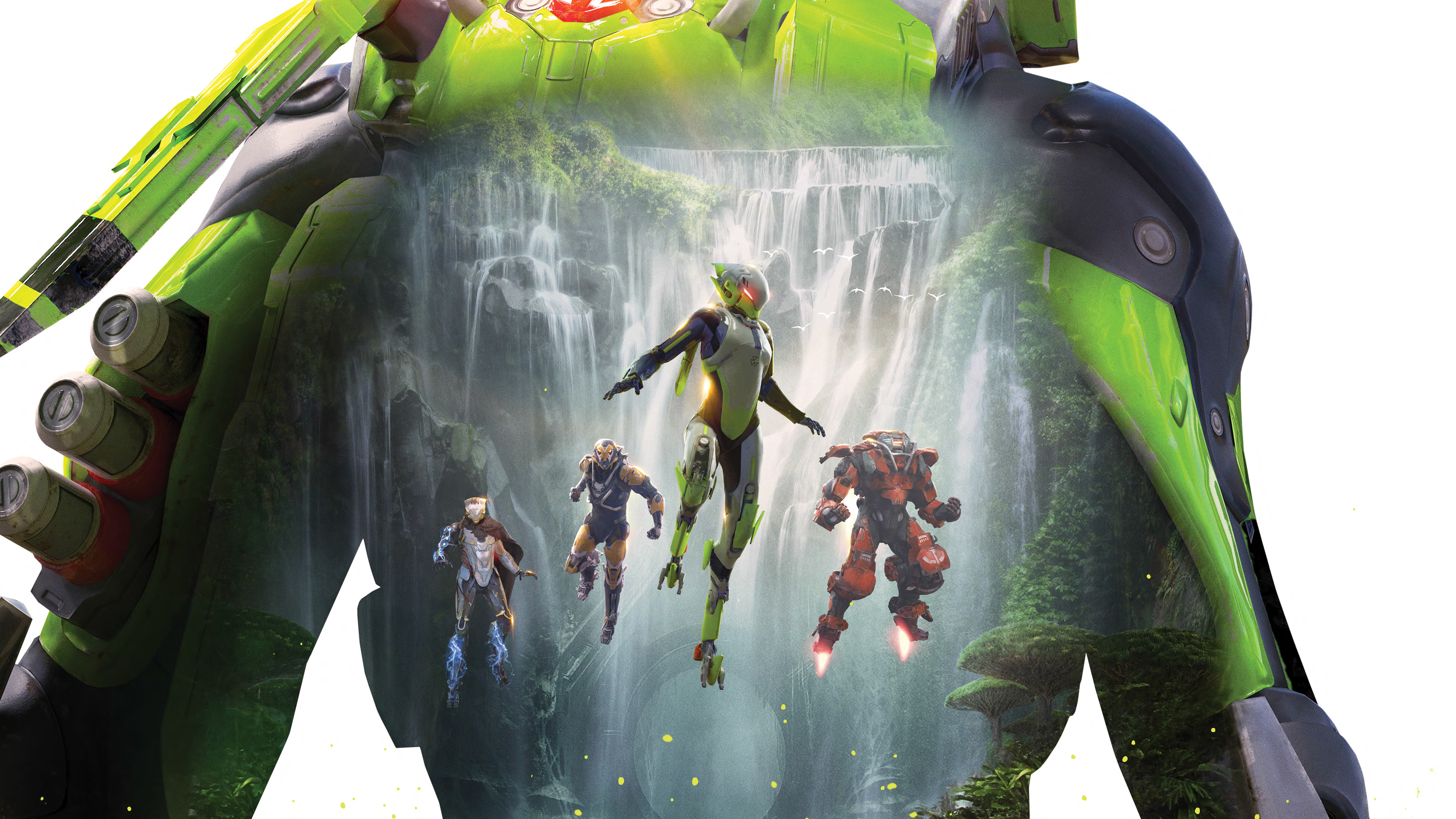 Anthem Video Game 2019, HD Games, 4k Wallpapers, Images ...