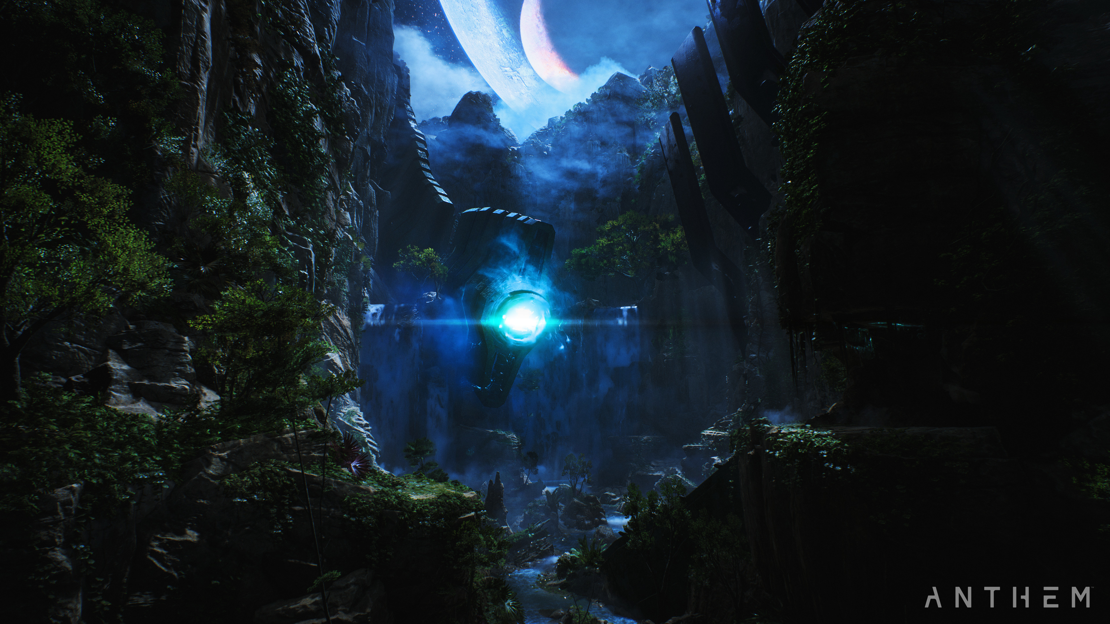 Anthem Video Game Playstation 4, HD Games, 4k Wallpapers ...