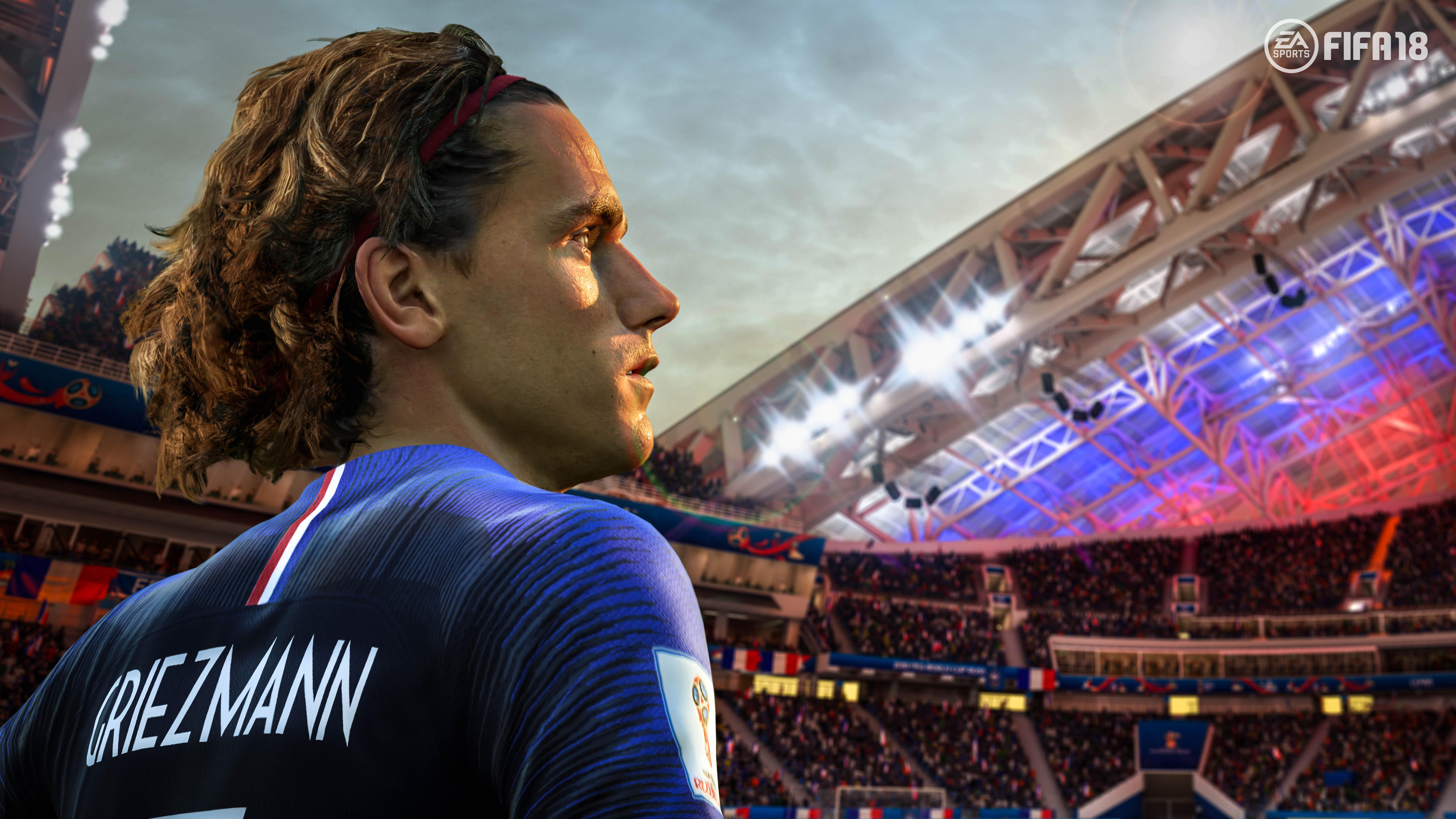 Antoine Griezmann Fifa 18 8m