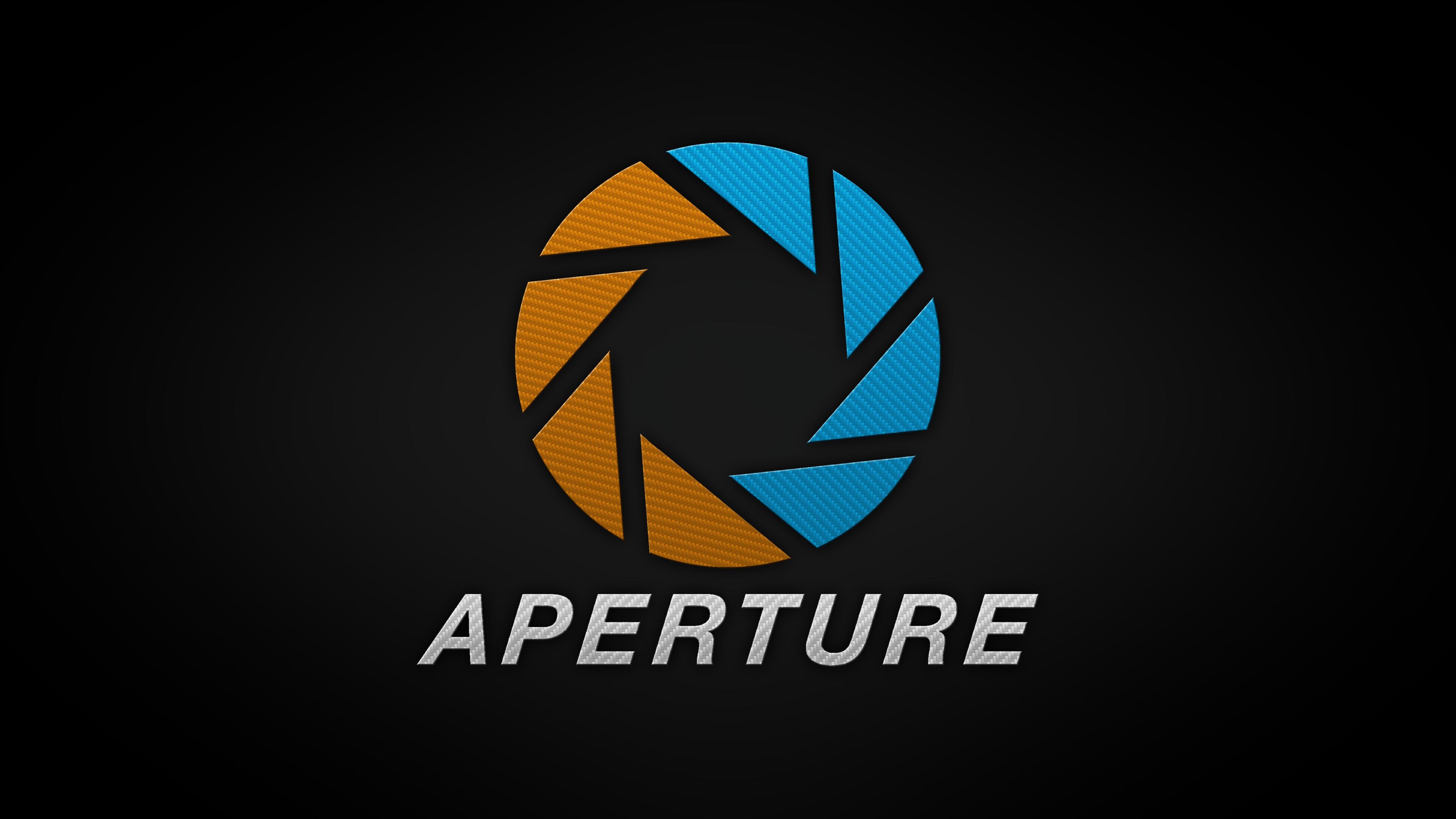 Aperture brand logo hd logo 4k wallpapers images for Brand wallpaper