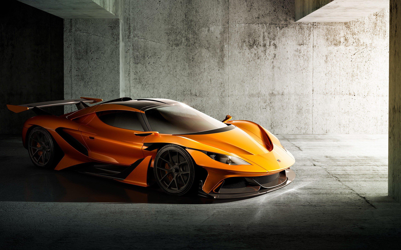 Apollo Arrow Concept Car Jpg