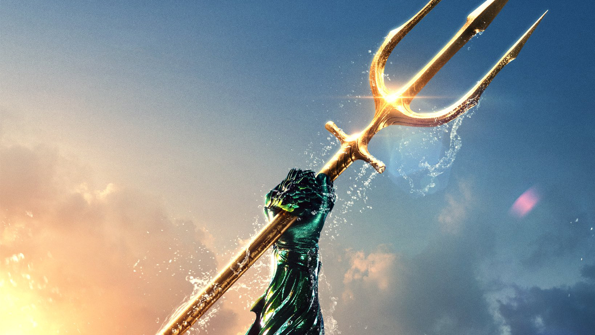 Aquaman Movie Brand New Poster Hd Movies 4k Wallpapers