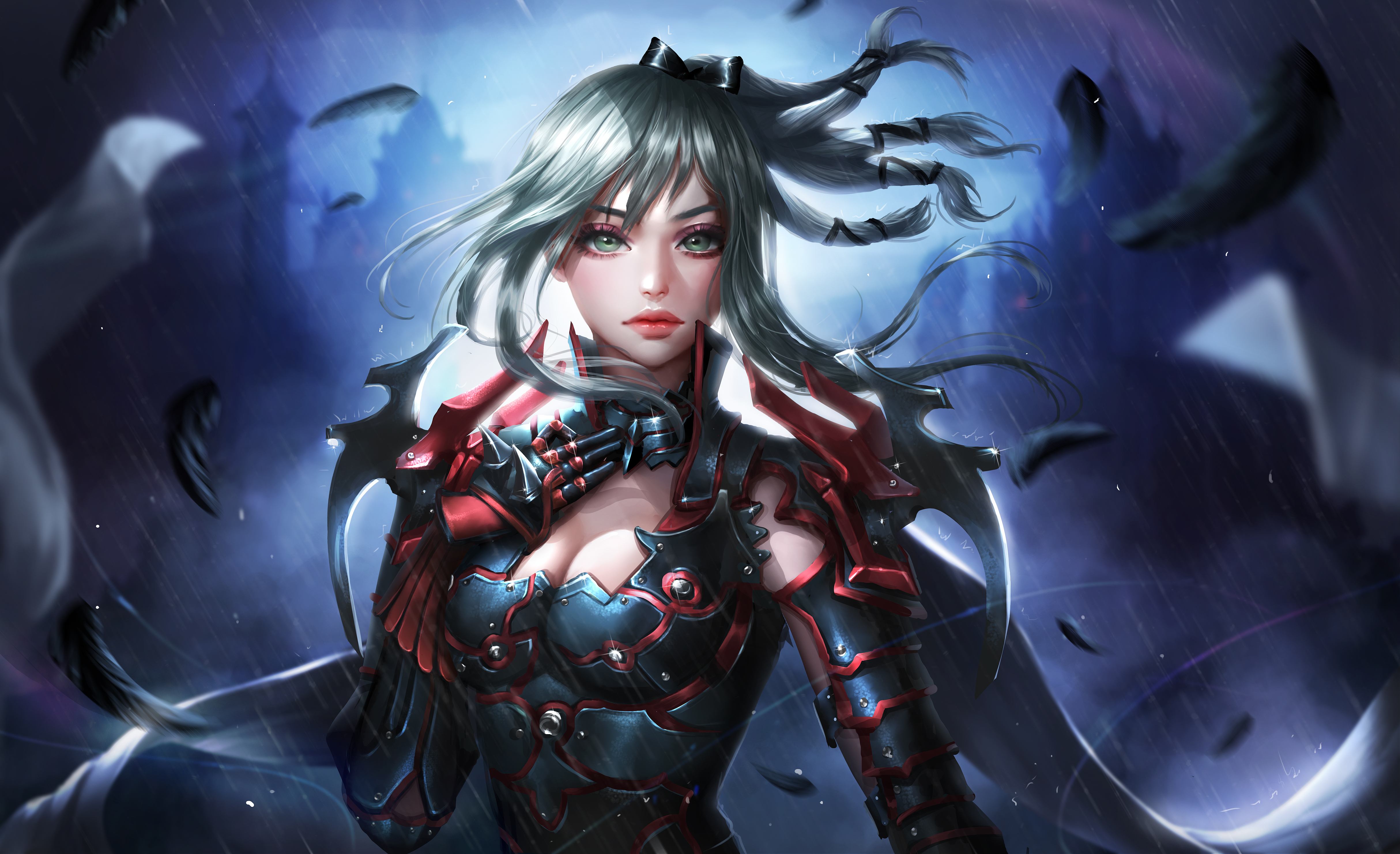 Aranea Highwind Final Fantasy Xv 5k, HD Games, 4k ...
