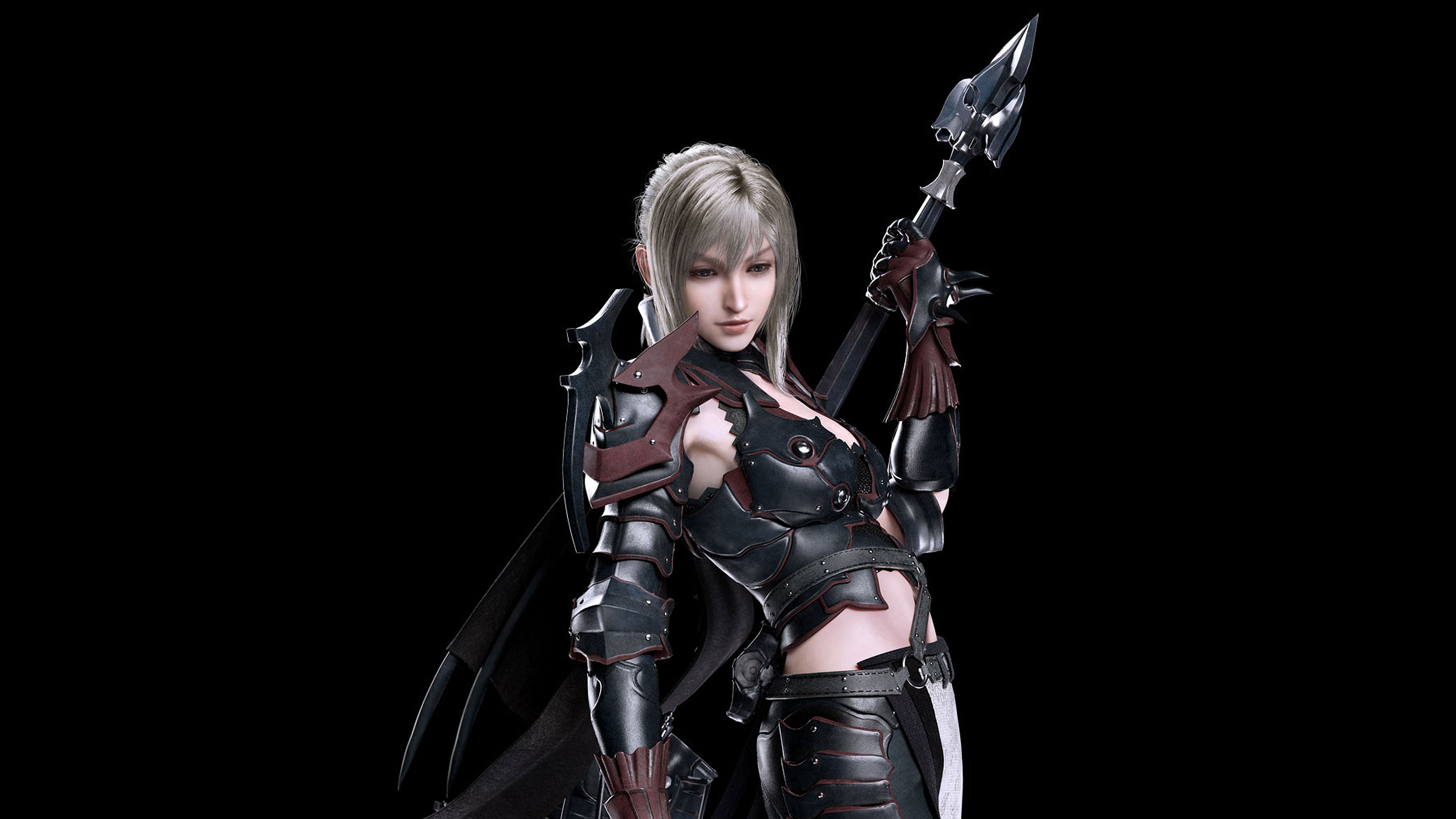Final Fantasy Xv 4k Ultra Hd Wallpaper: Aranea Highwind Final Fantasy Xv, HD Games, 4k Wallpapers