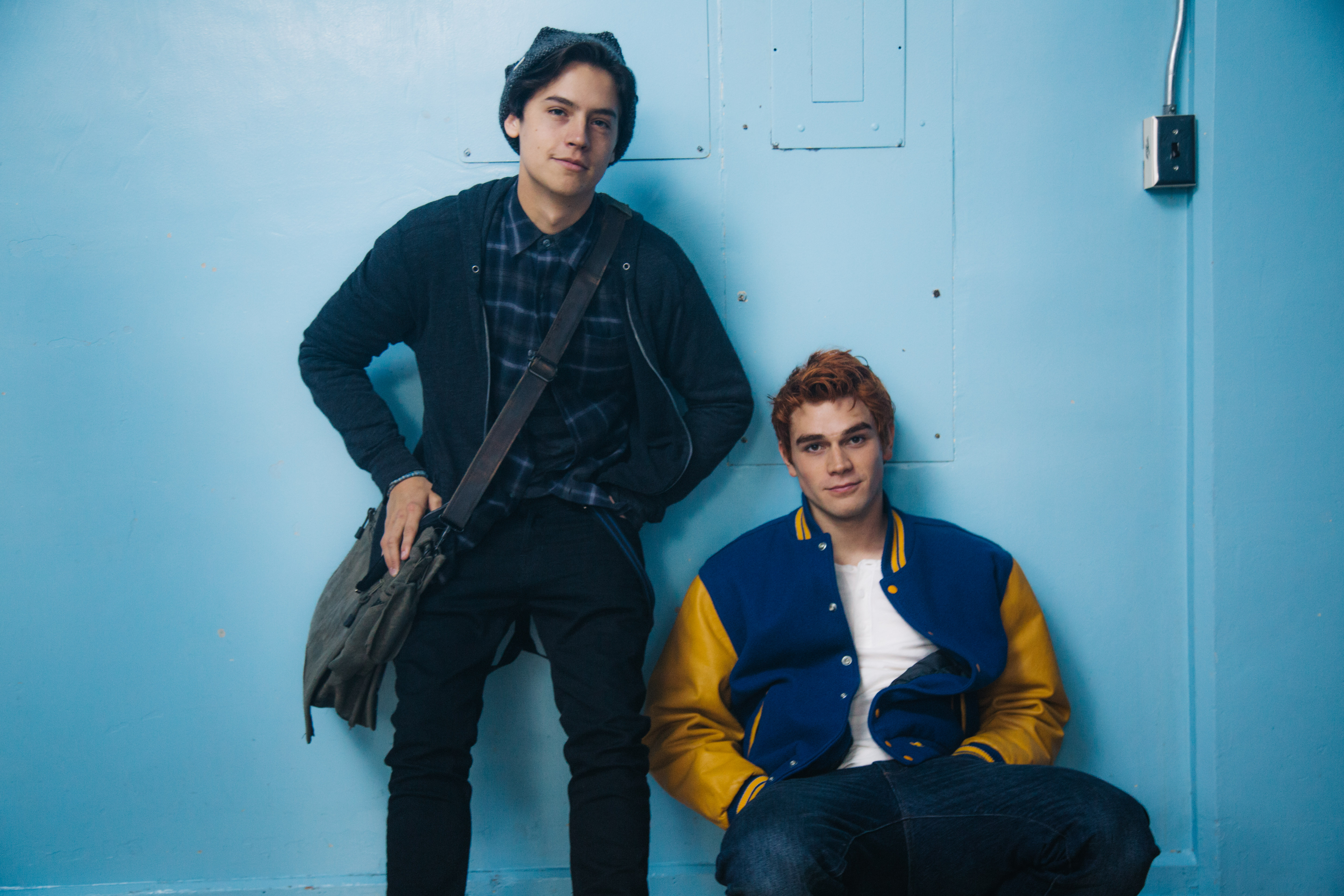 Archie Andrews Kj Apa And Jughead Cole Sprouse Hd Tv Shows