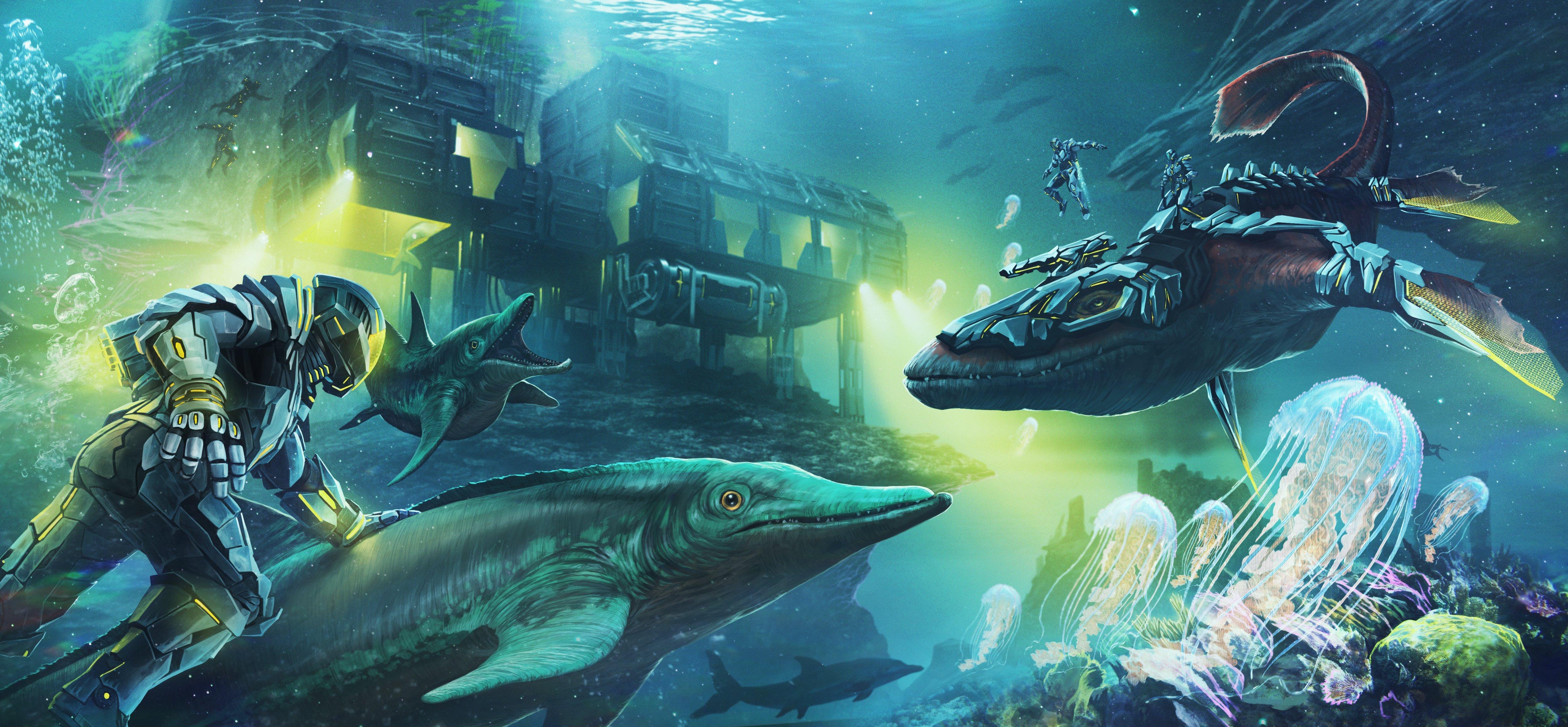 Ark Survival Evolved K