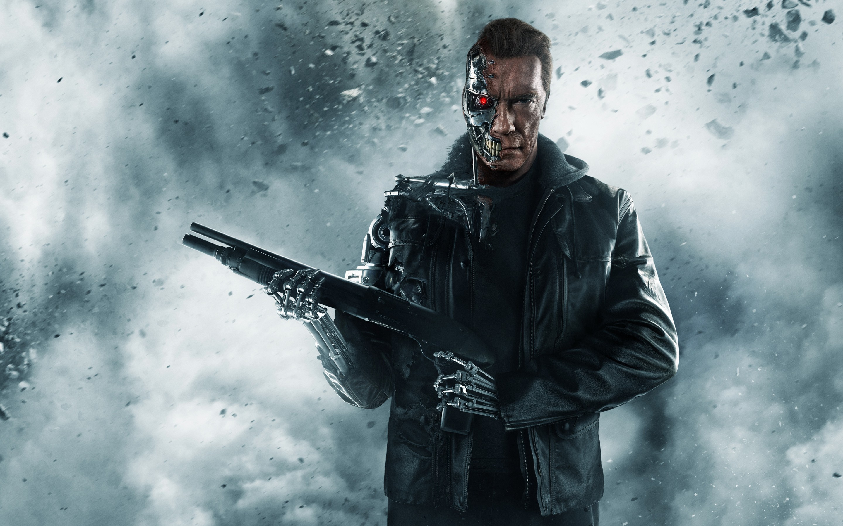 Arnold Schwarzenegger Terminator HD Movies 4k Wallpapers Images