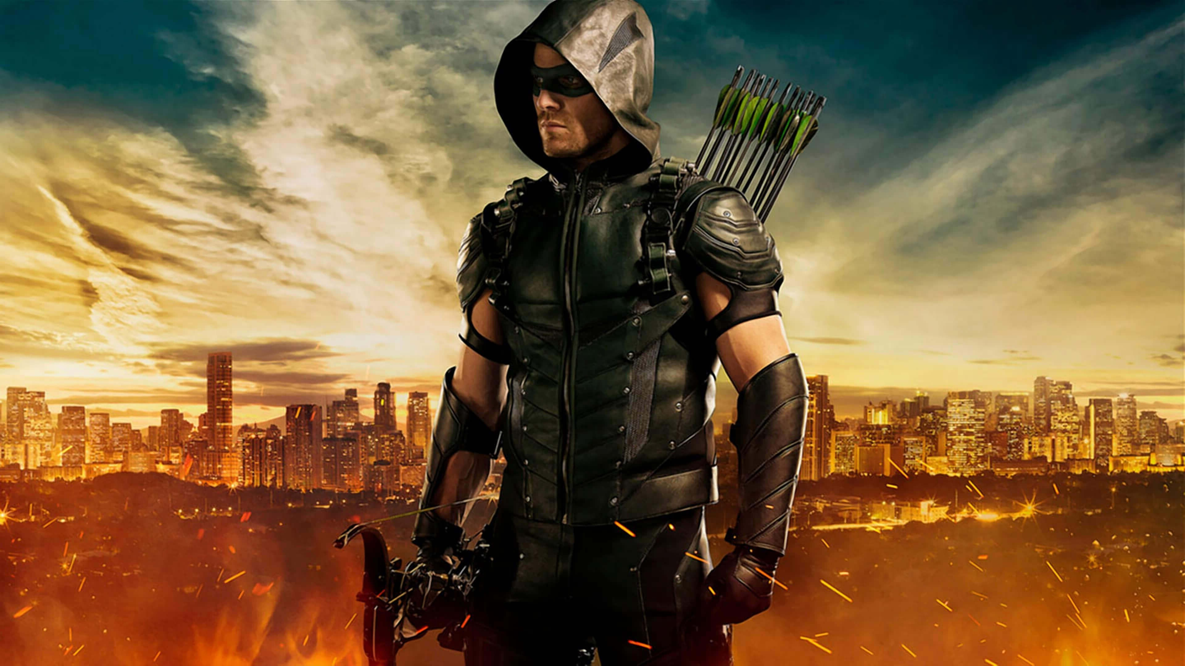 arrow hd tv shows 4k wallpapers images backgrounds