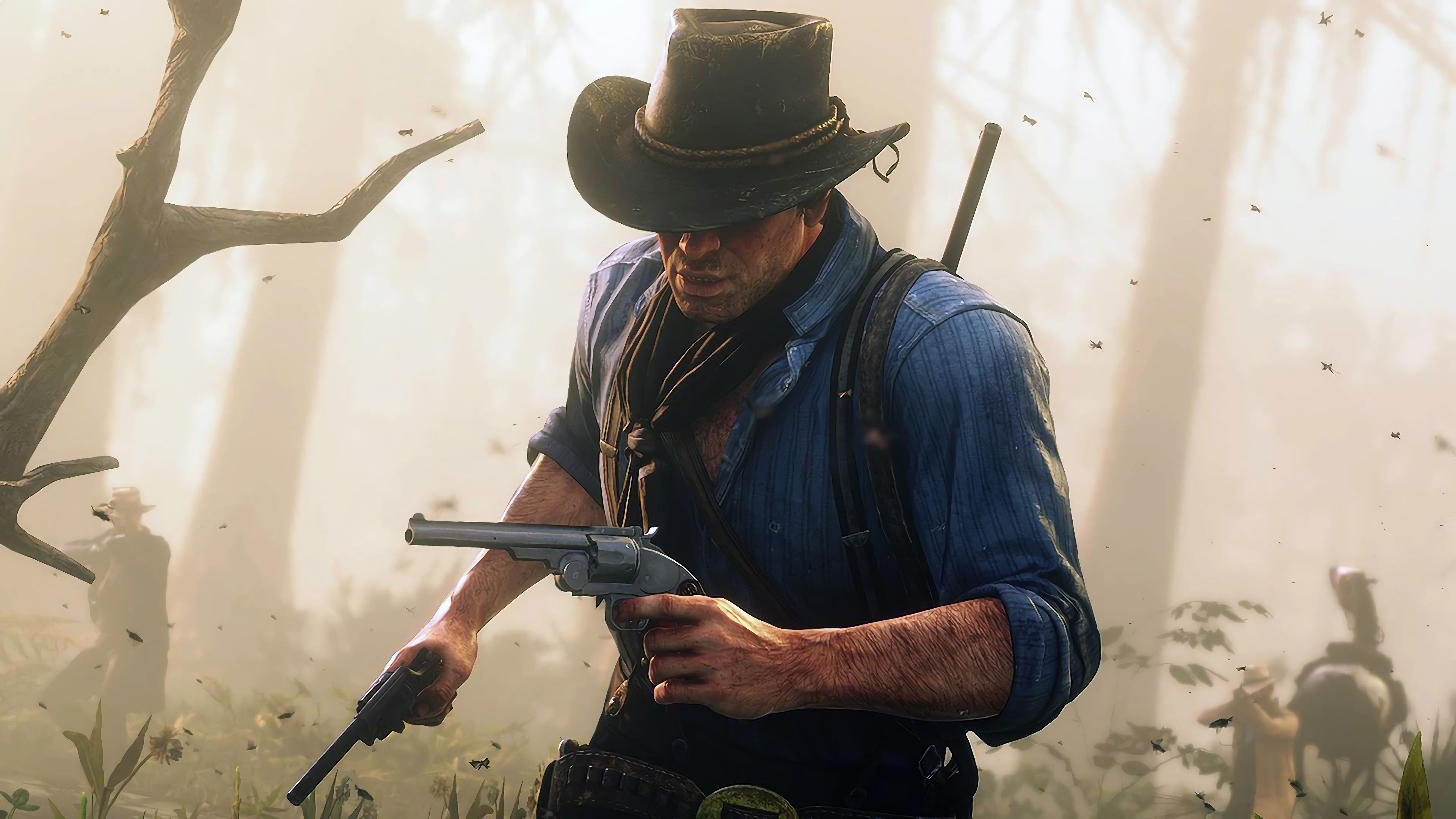 Arthur Morgan Red Dead Redemption 2, HD Games, 4k ...