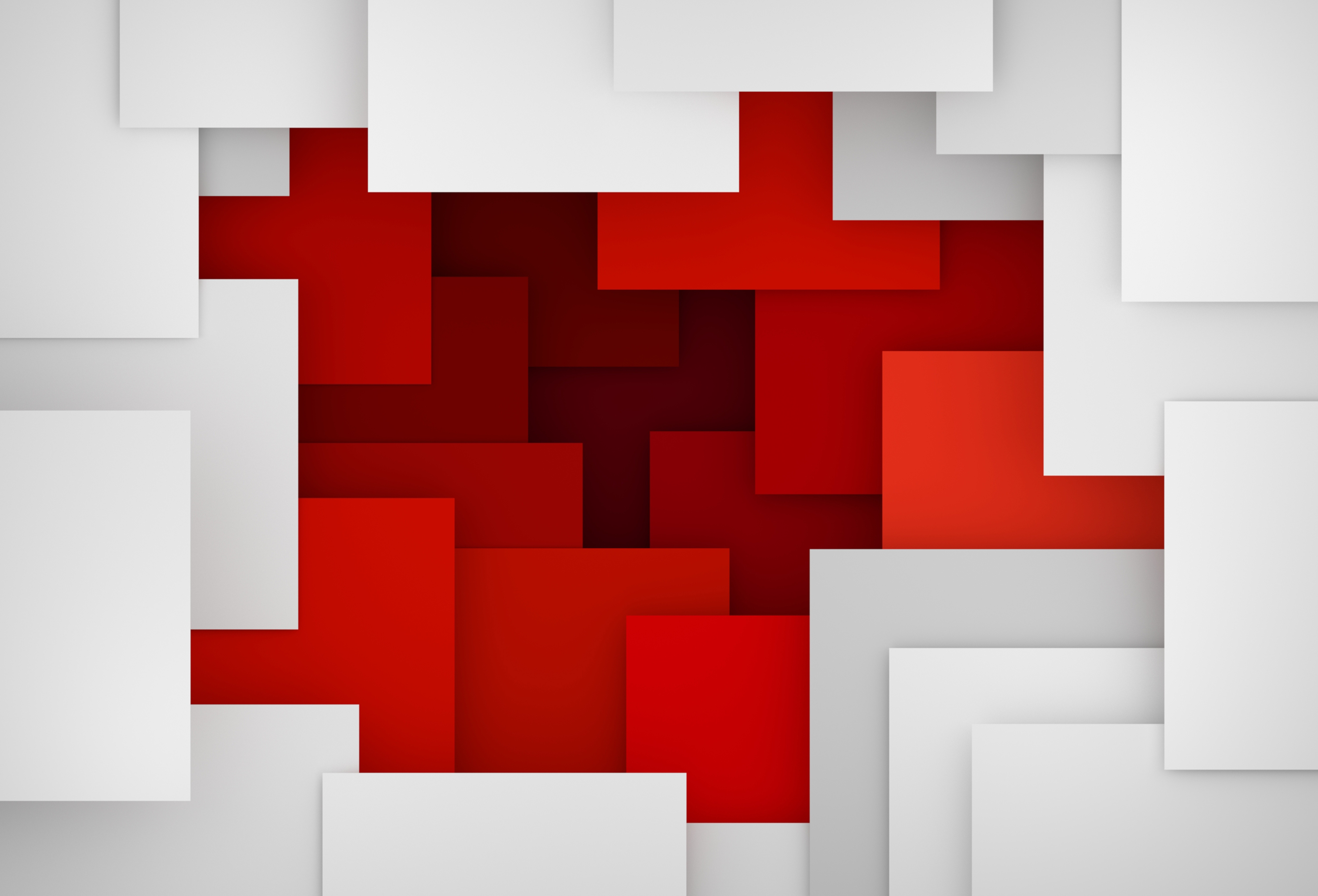 1280x1024 Artistic Geometry Red White 1280x1024 Resolution