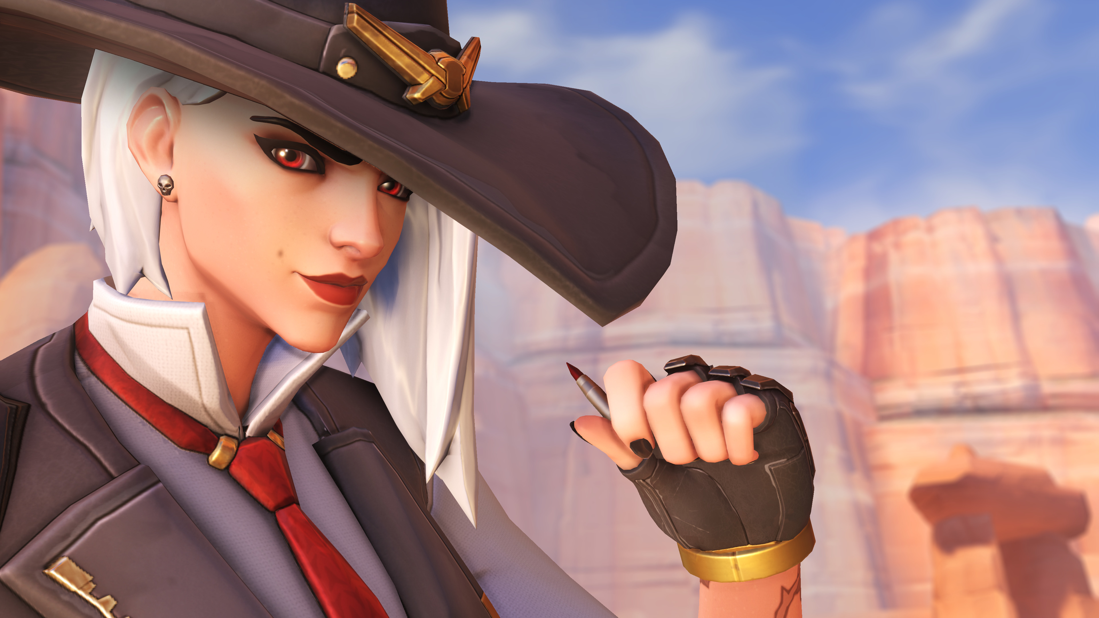 Ashe Overwatch 4k, HD Games, 4k Wallpapers, Images ...