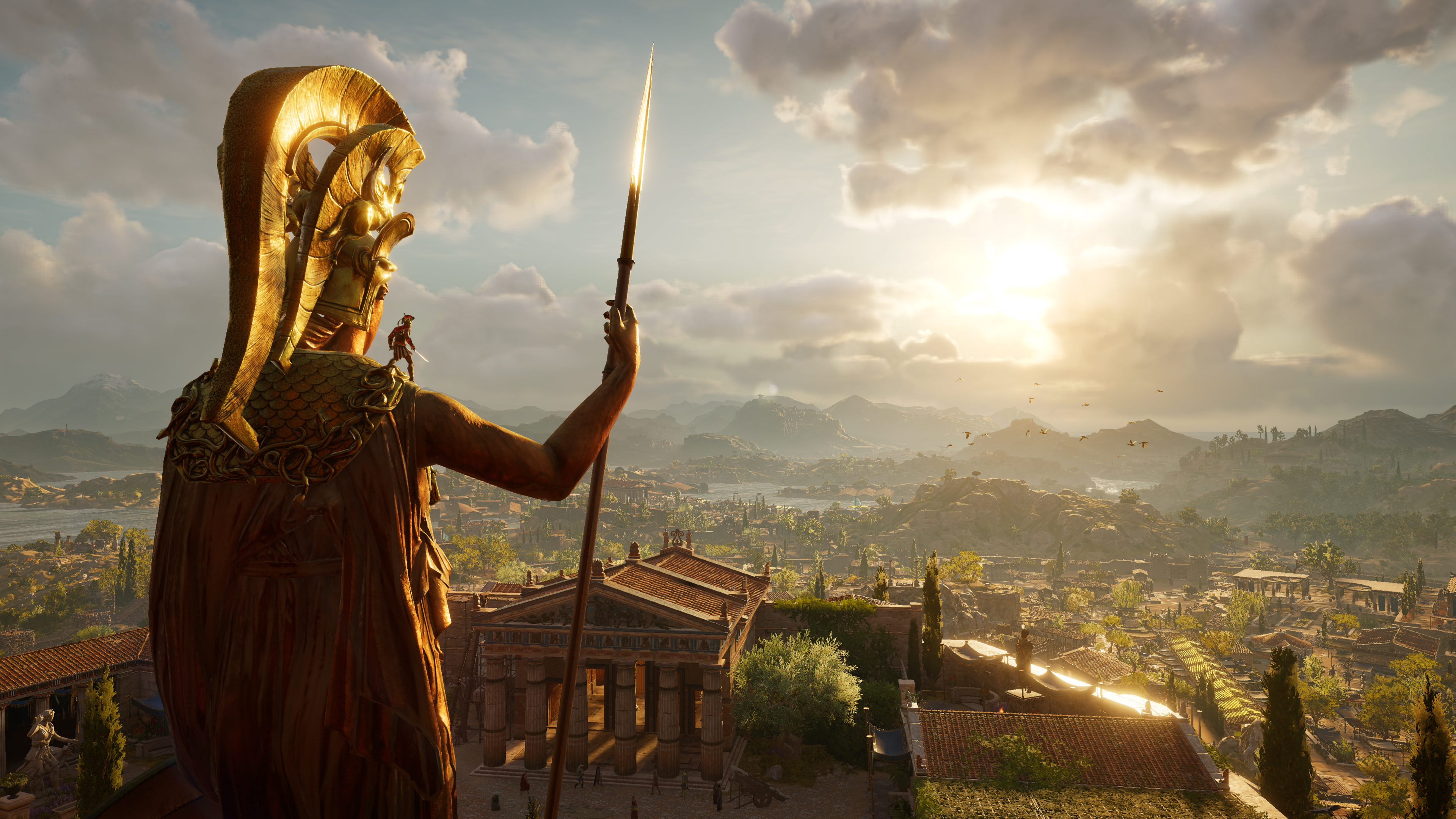 Assassins Creed Odyssey E3 2018 4k, HD Games, 4k ...