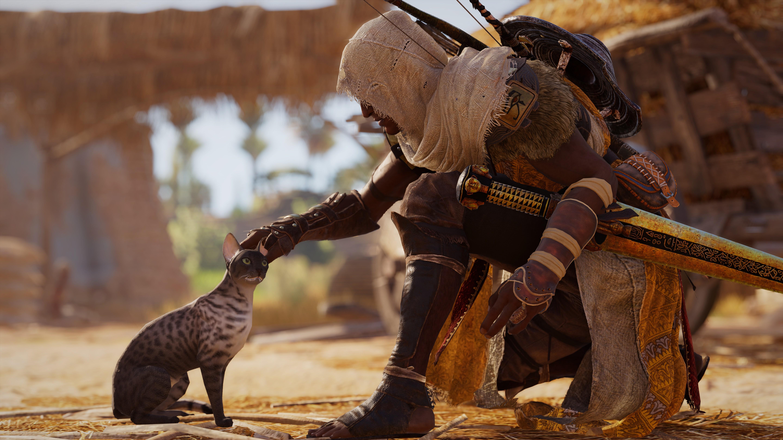 Assassins Creed Origins Bayek Of Siwa 5k, HD Games, 4k
