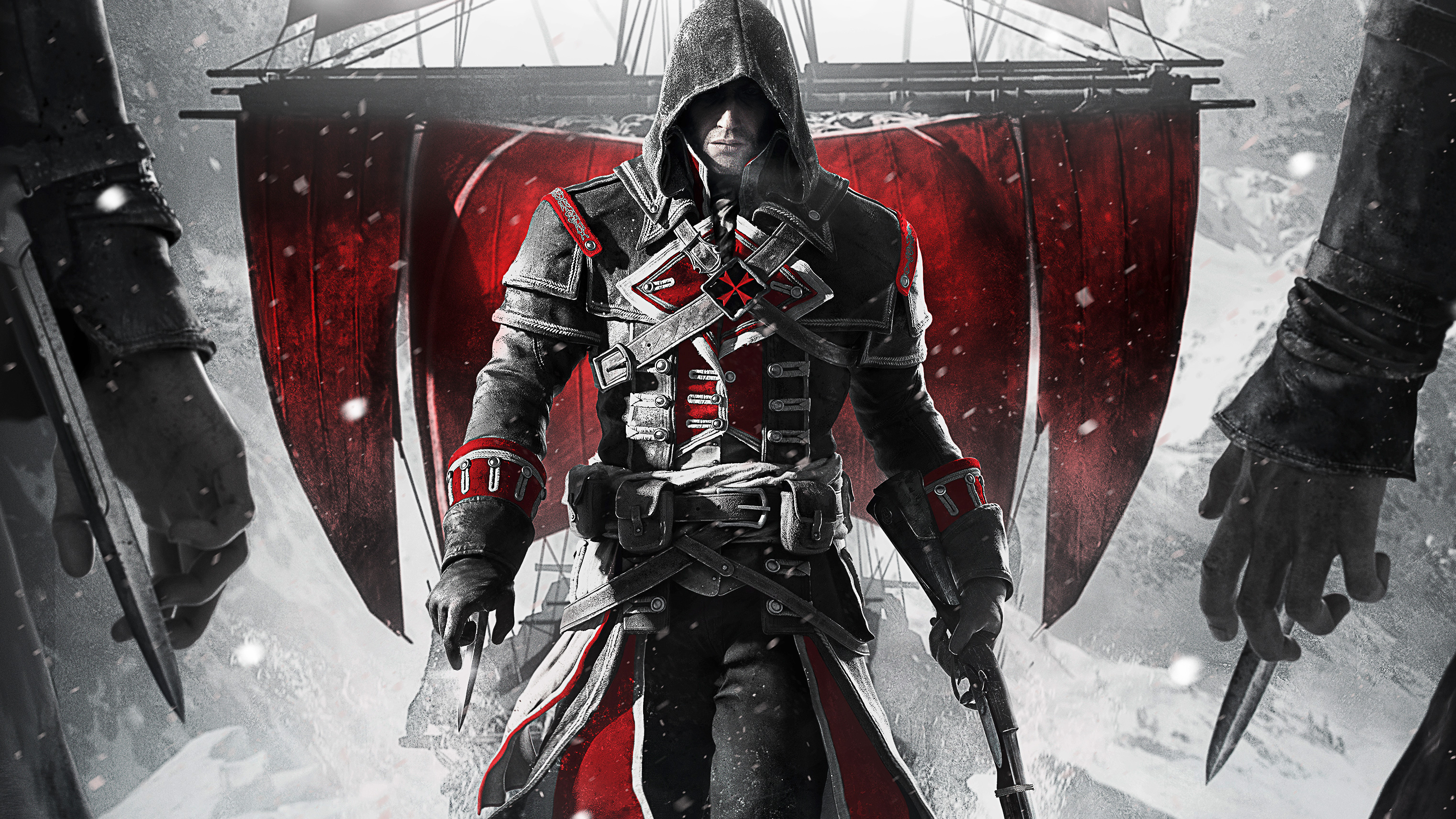 assassins creed rogue remastered, hd games, 4k wallpapers, images