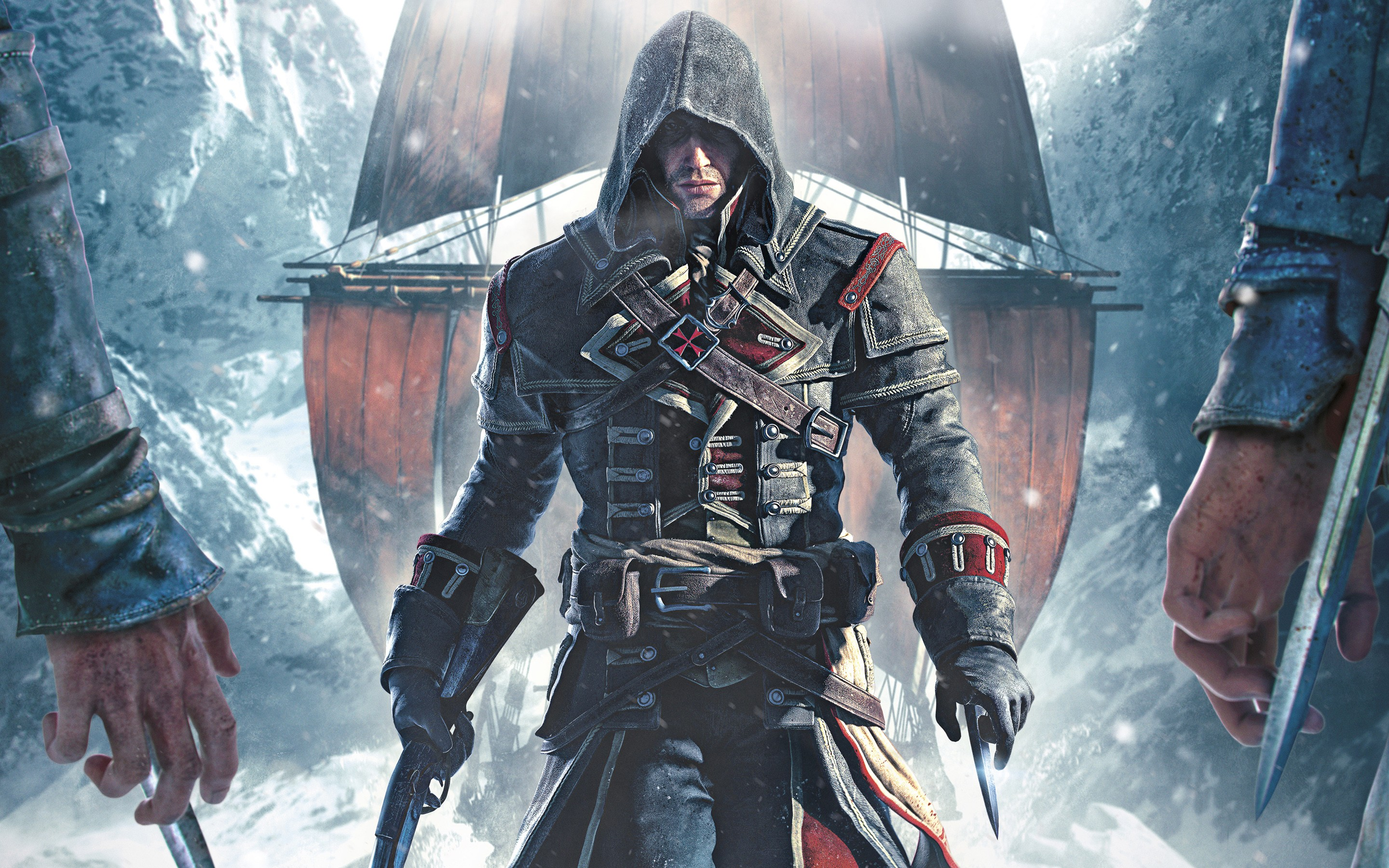 Assassins Creed Rogue Hd Games 4k Wallpapers Images Backgrounds