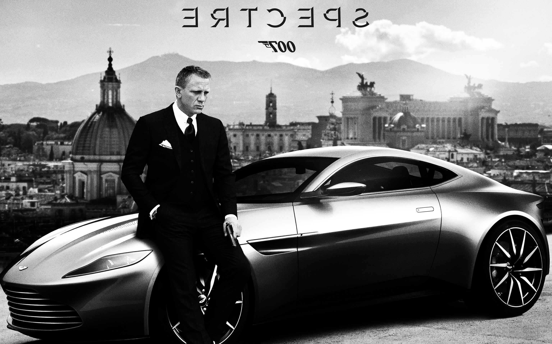 Aston Martin Daniel Craig Spectre