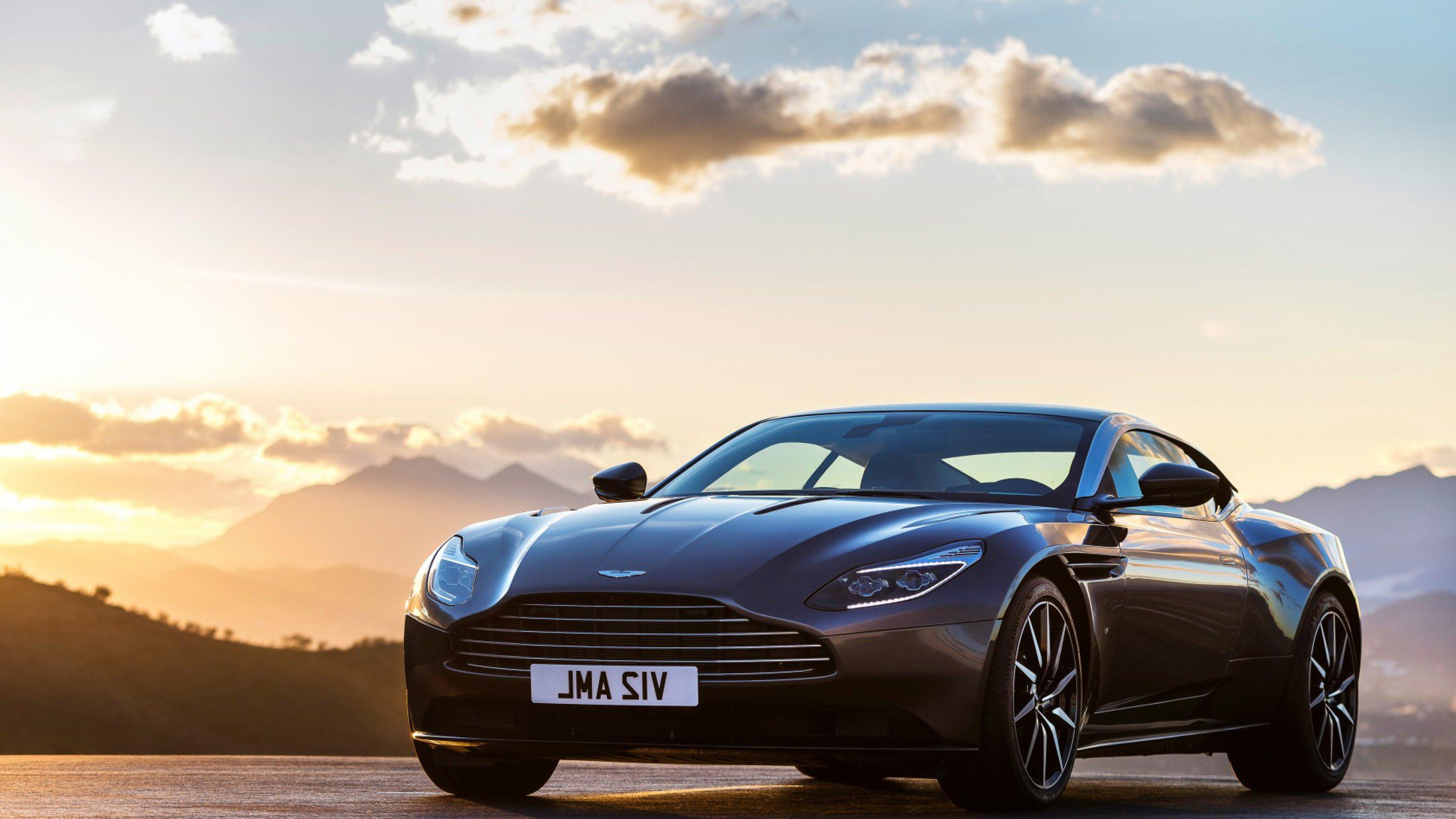 1366x768 Aston Martin Db11 Side View 1366x768 Resolution Hd 4k