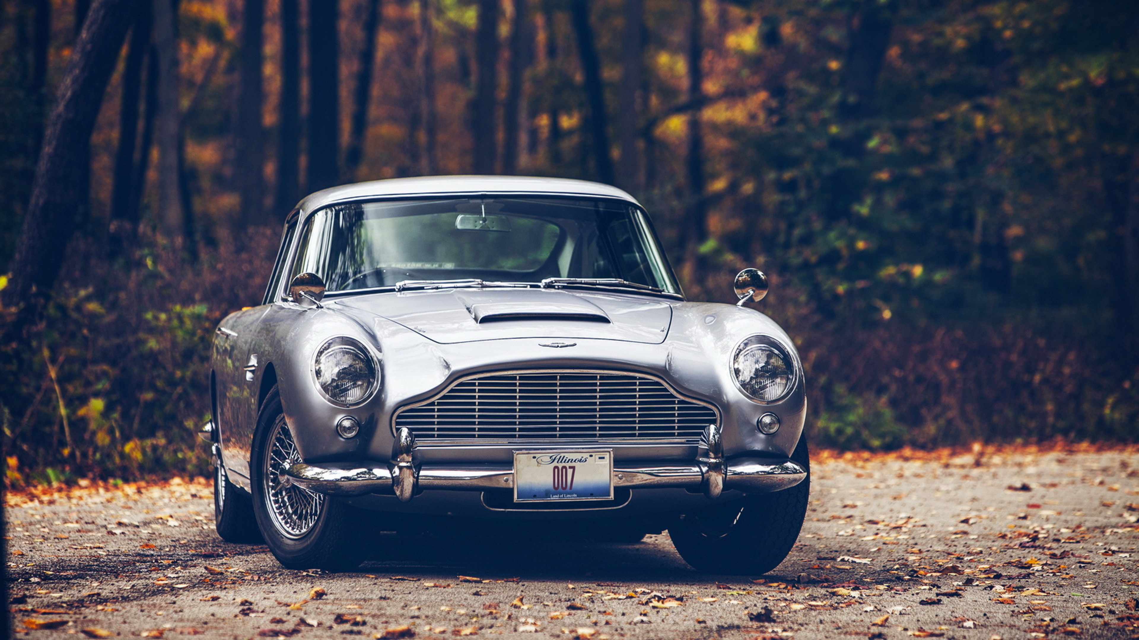Classic Cars Hd Wallpapers 4k: Aston Martin DB5, HD Cars, 4k Wallpapers, Images