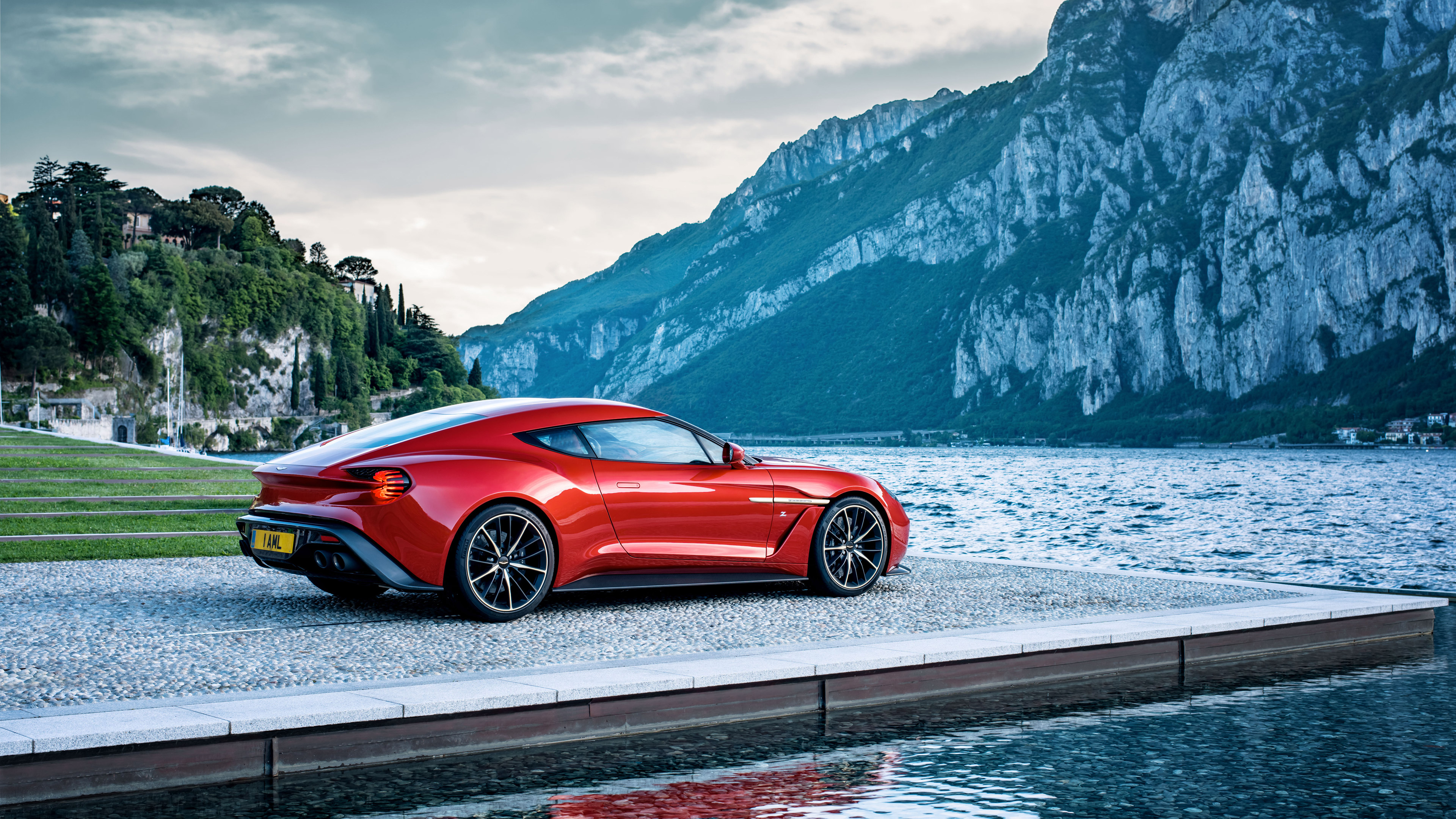 aston martin vanquish hd, hd cars, 4k wallpapers, images