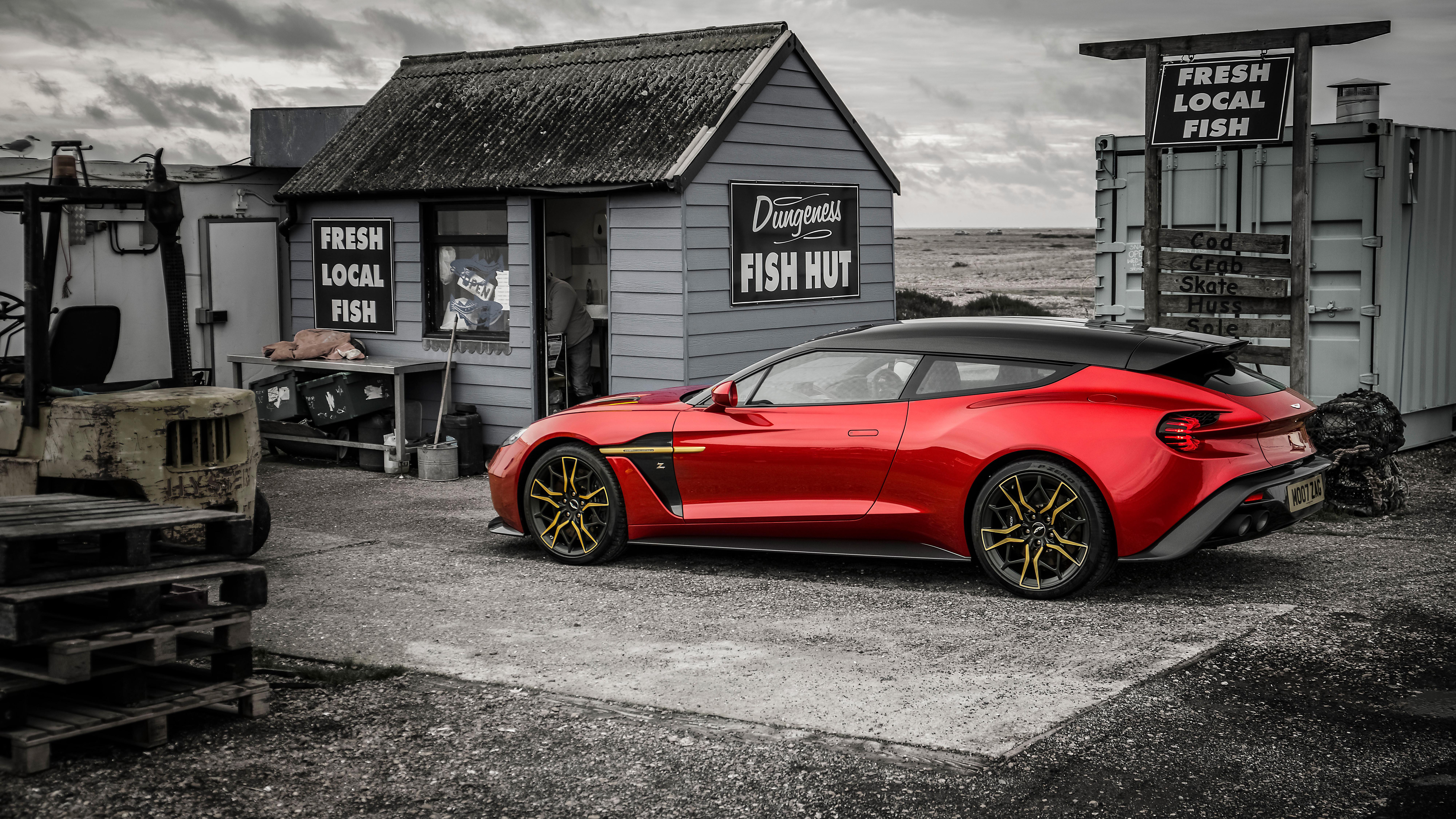 Aston Martin Vanquish Zagato 8k, HD Cars, 4k Wallpapers ...