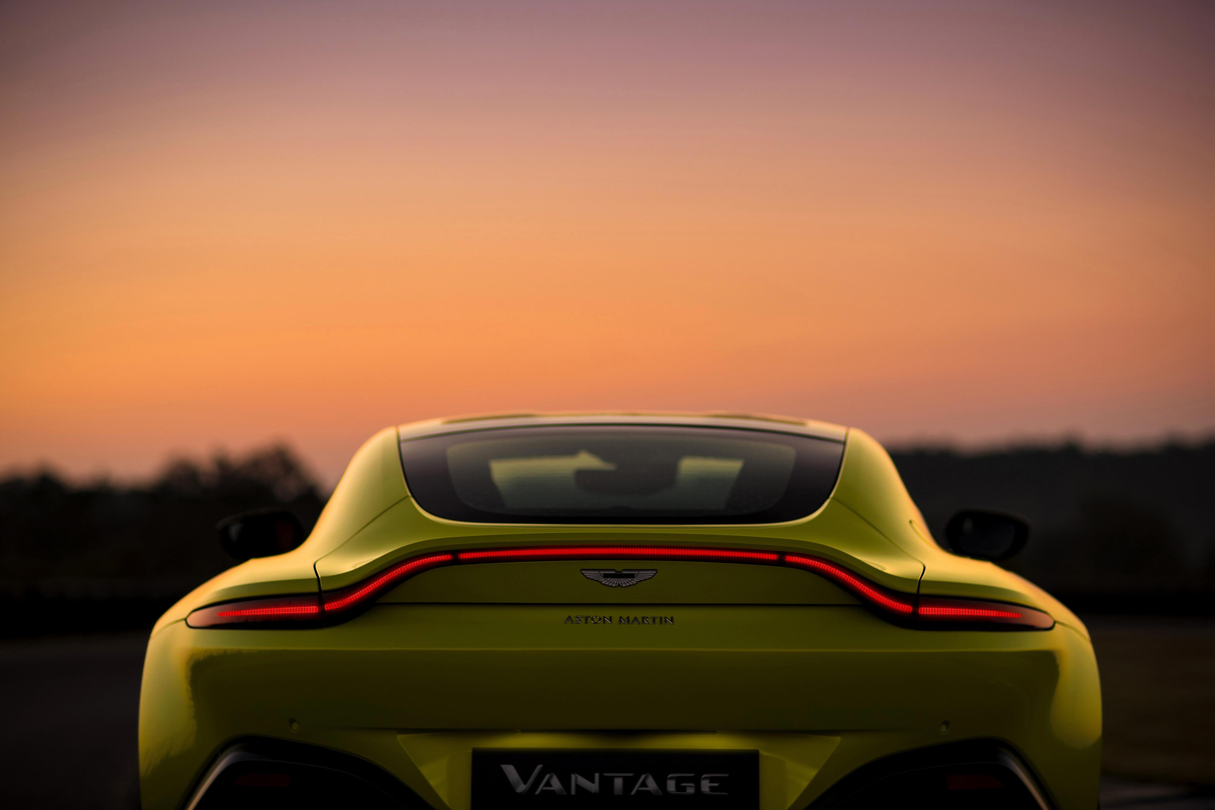 aston martin vantage 2018 4k, hd cars, 4k wallpapers, images