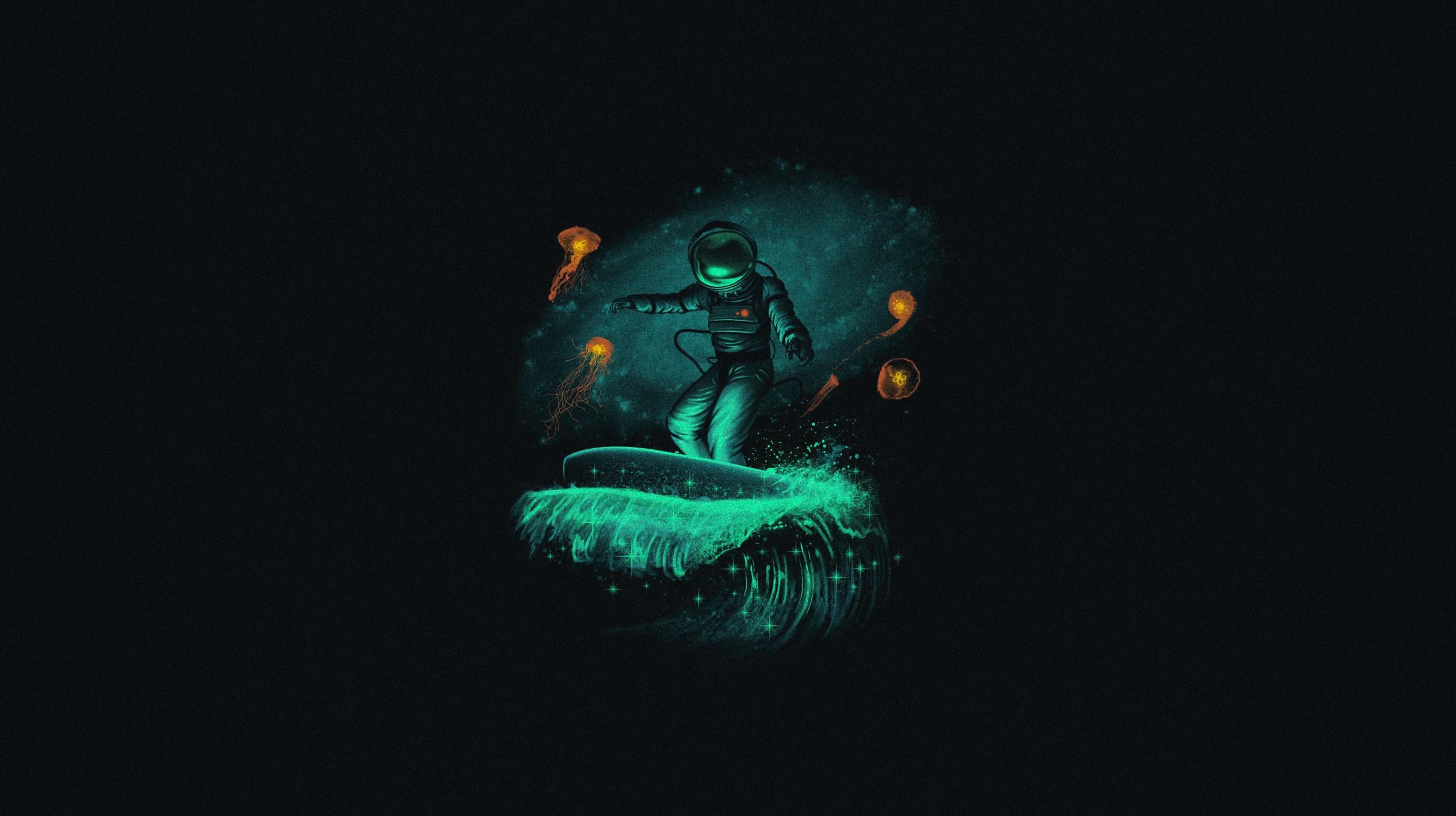 Astronaut Dark Minimalism Art Hd Artist 4k Wallpapers