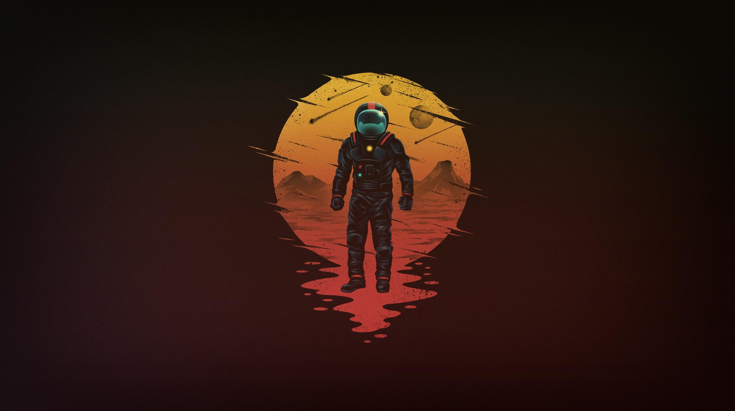 Astronaut Space Space Art, HD Artist, 4k Wallpapers ...