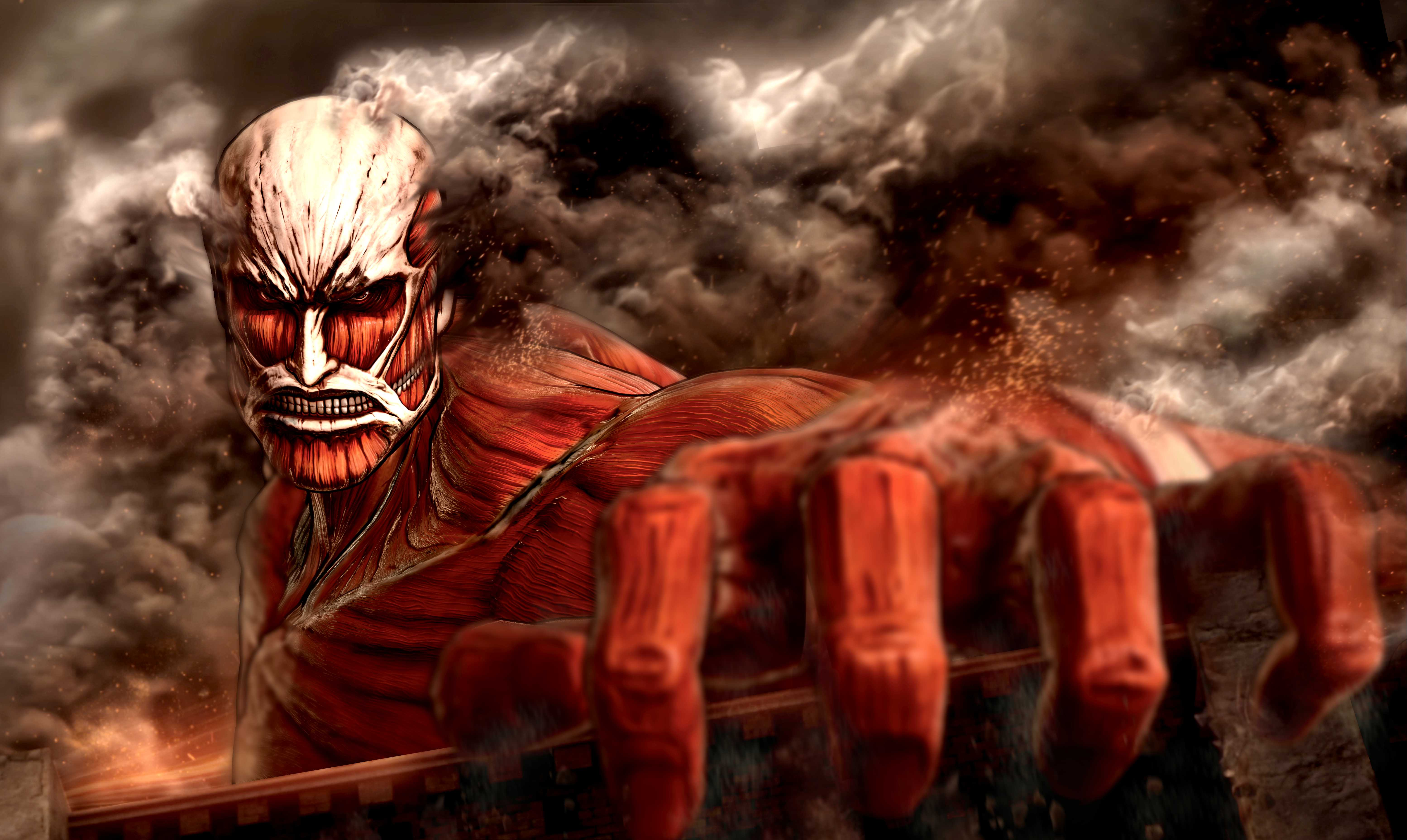 Attack On Titan, HD Anime, 4k Wallpapers, Images ...