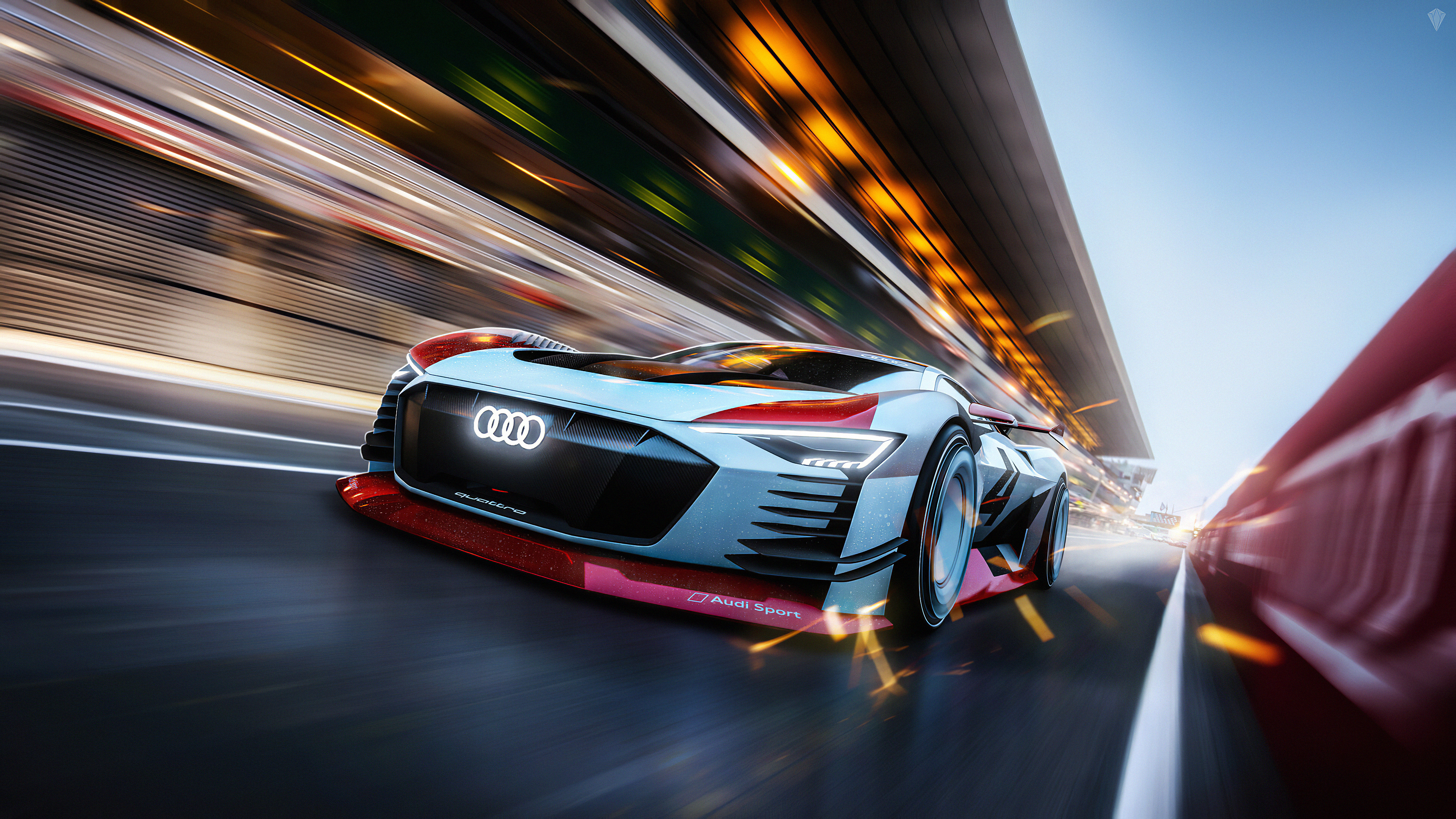 Audi E Tron4k, HD Cars, 4k Wallpapers, Images, Backgrounds ...