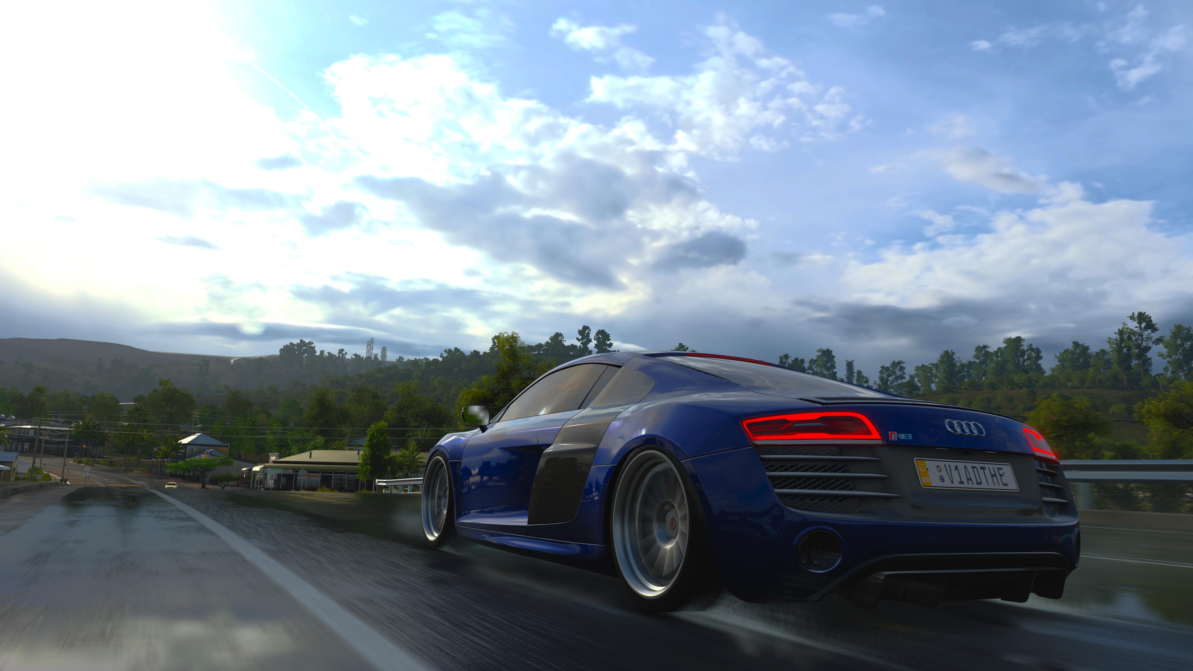 Audi r8 forza horizon 3 hd games 4k wallpapers images - Is forza horizon 3 4k ...