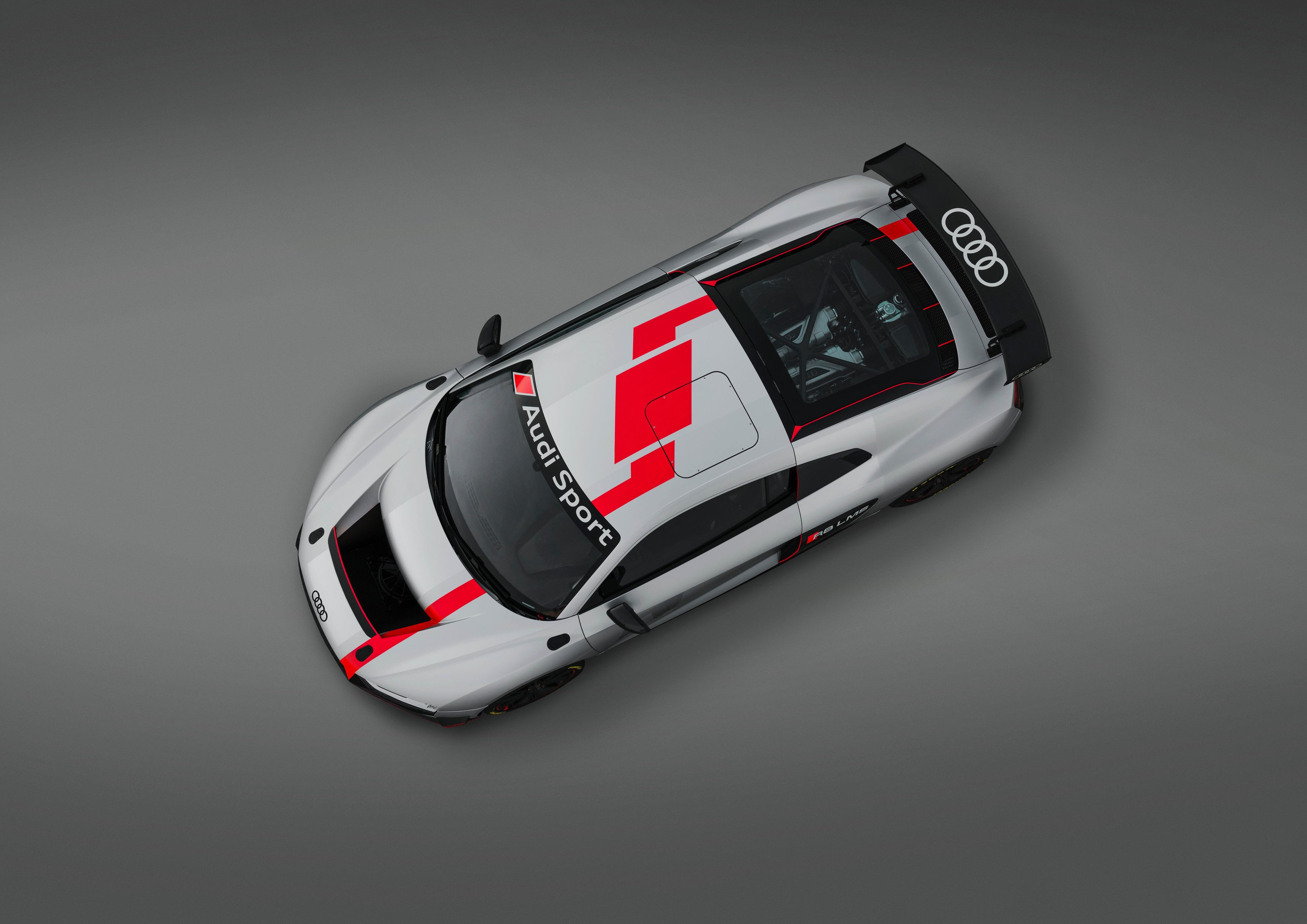 Audi R8 Lms Gt4 Top View, HD Cars, 4k Wallpapers, Images, Backgrounds, Photos and Pictures