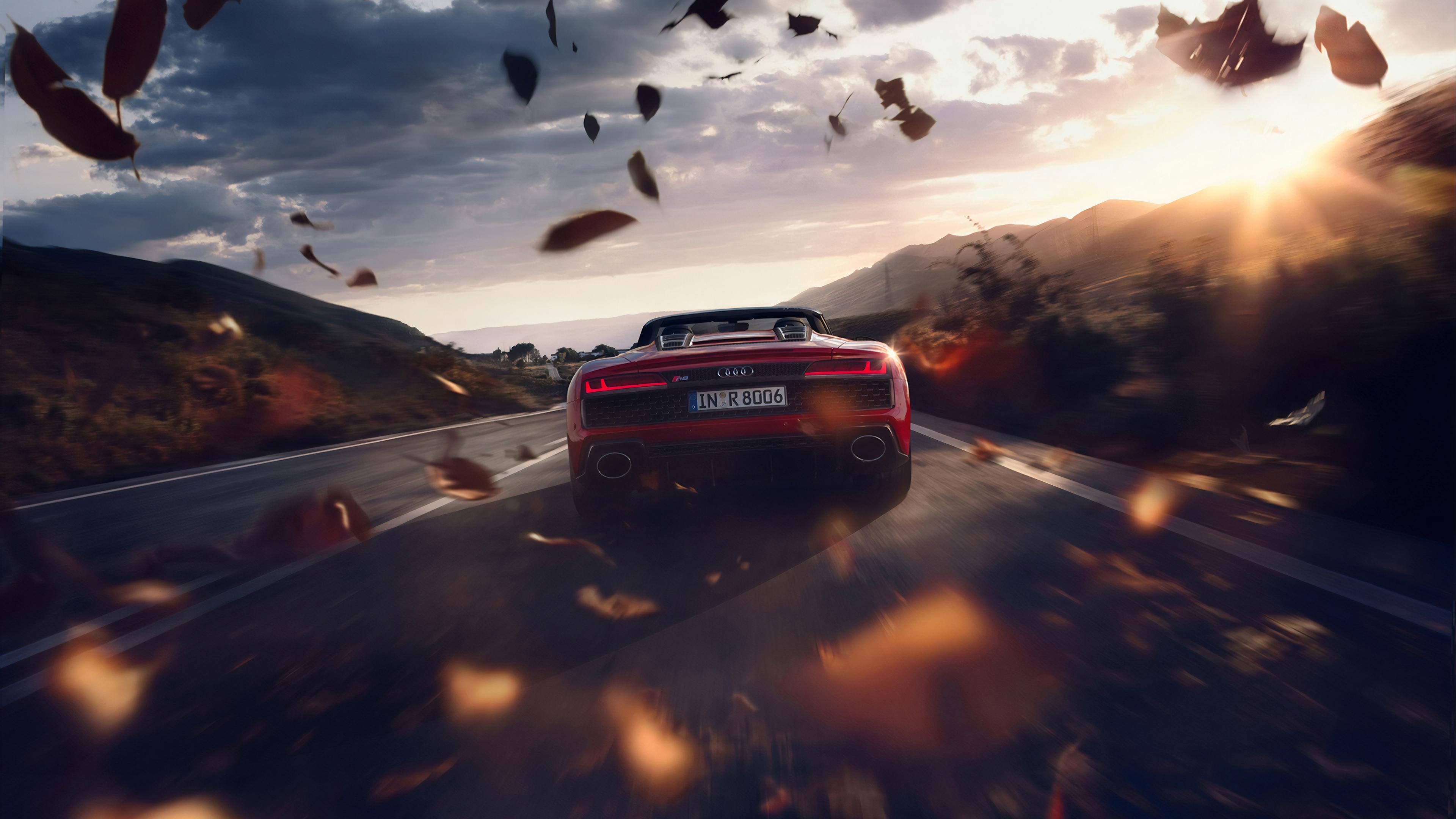 Audi R8 V10 4k Hd Cars 4k Wallpapers Images Backgrounds
