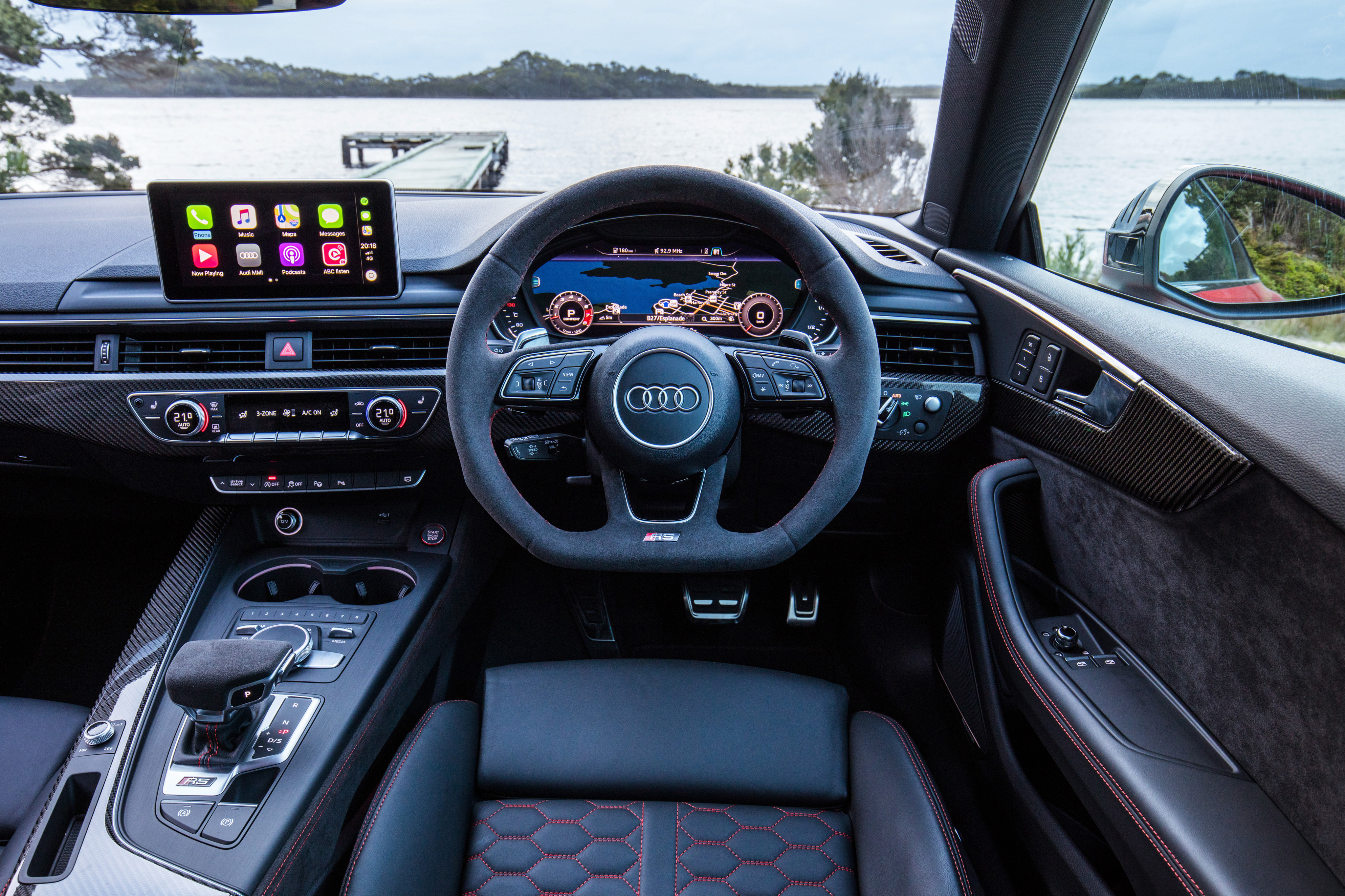 Audi Rs5 Coupe Interior 4k, HD Cars, 4k Wallpapers, Images ...