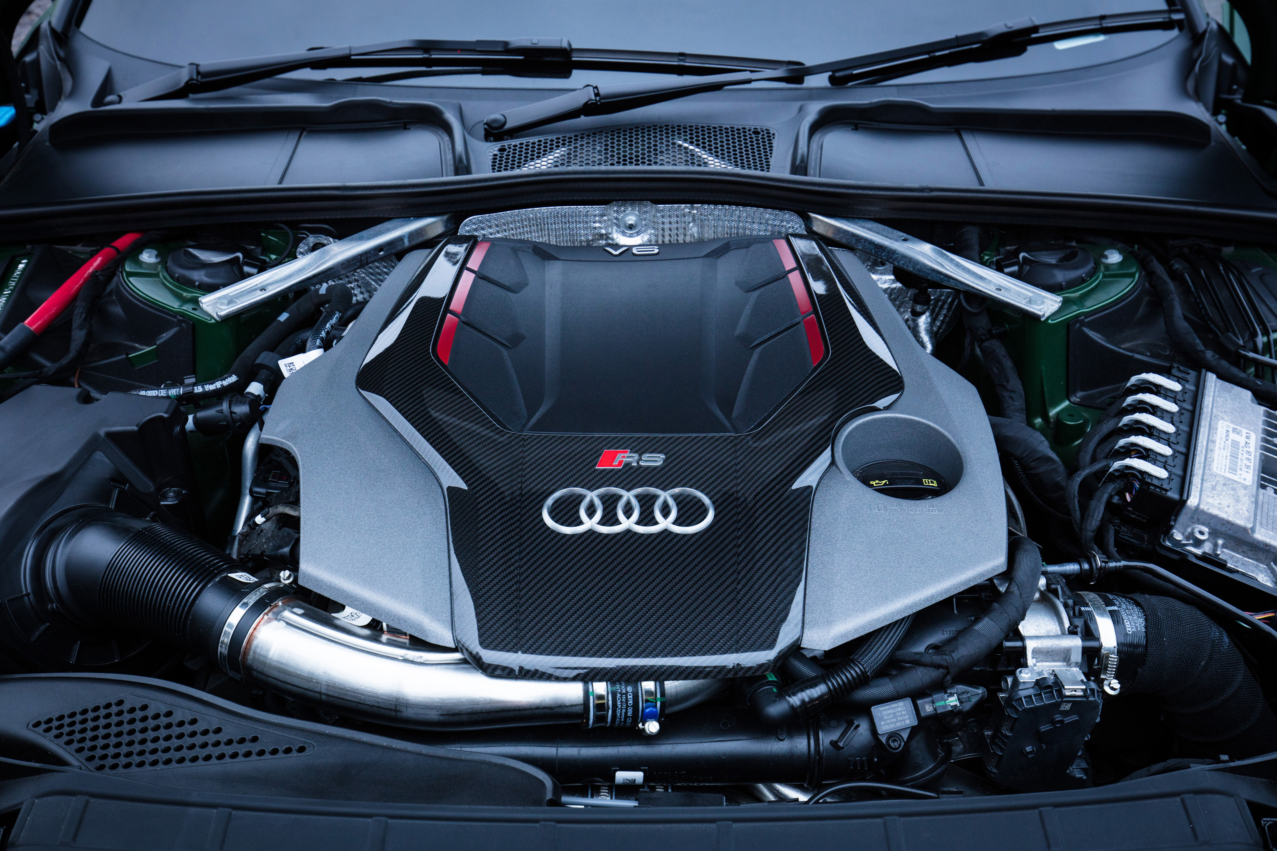 Audi Rs5 Engine Hd Cars 4k Wallpapers Images Backgrounds Photos