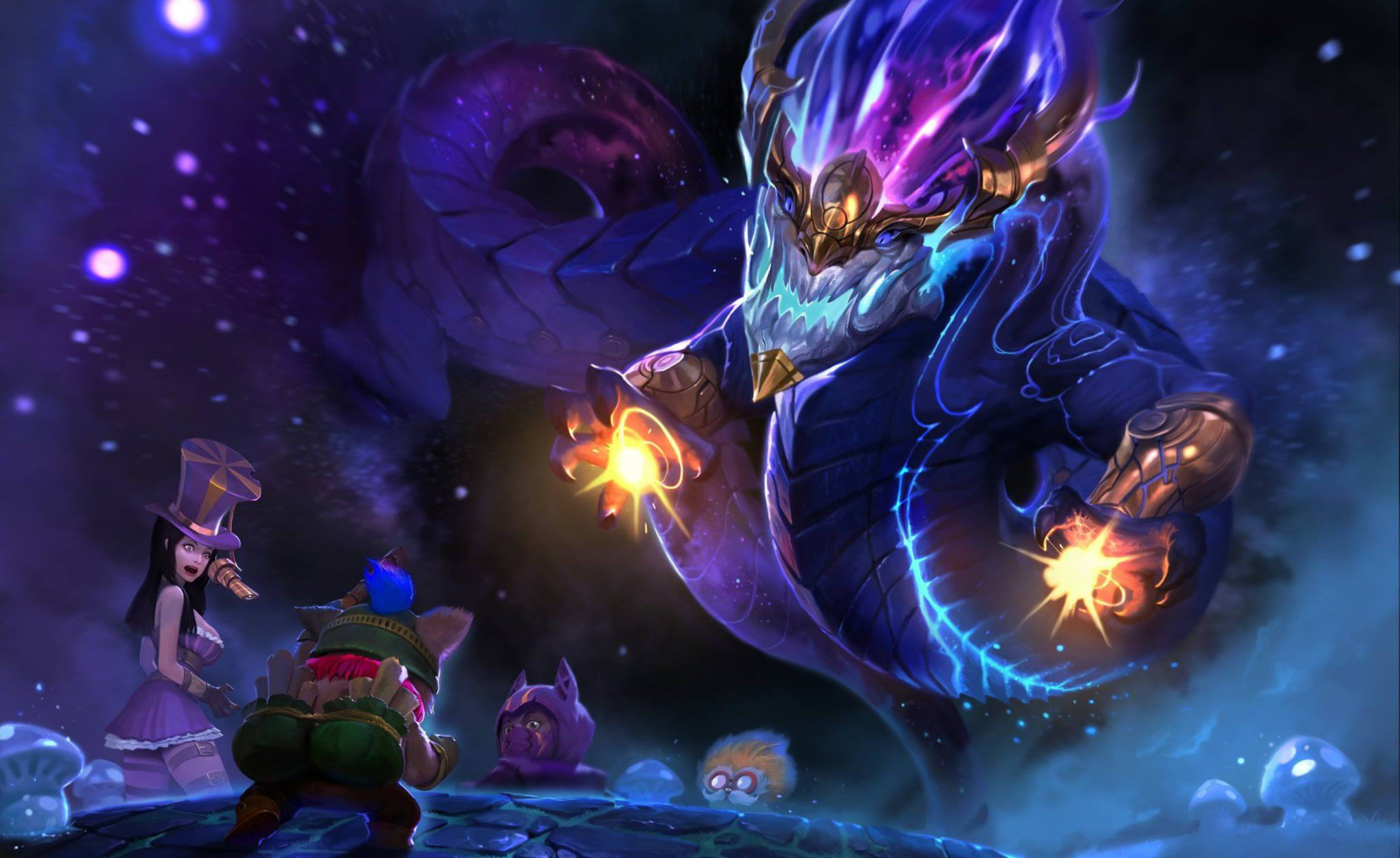 Aurelion Sol In League Of Legends