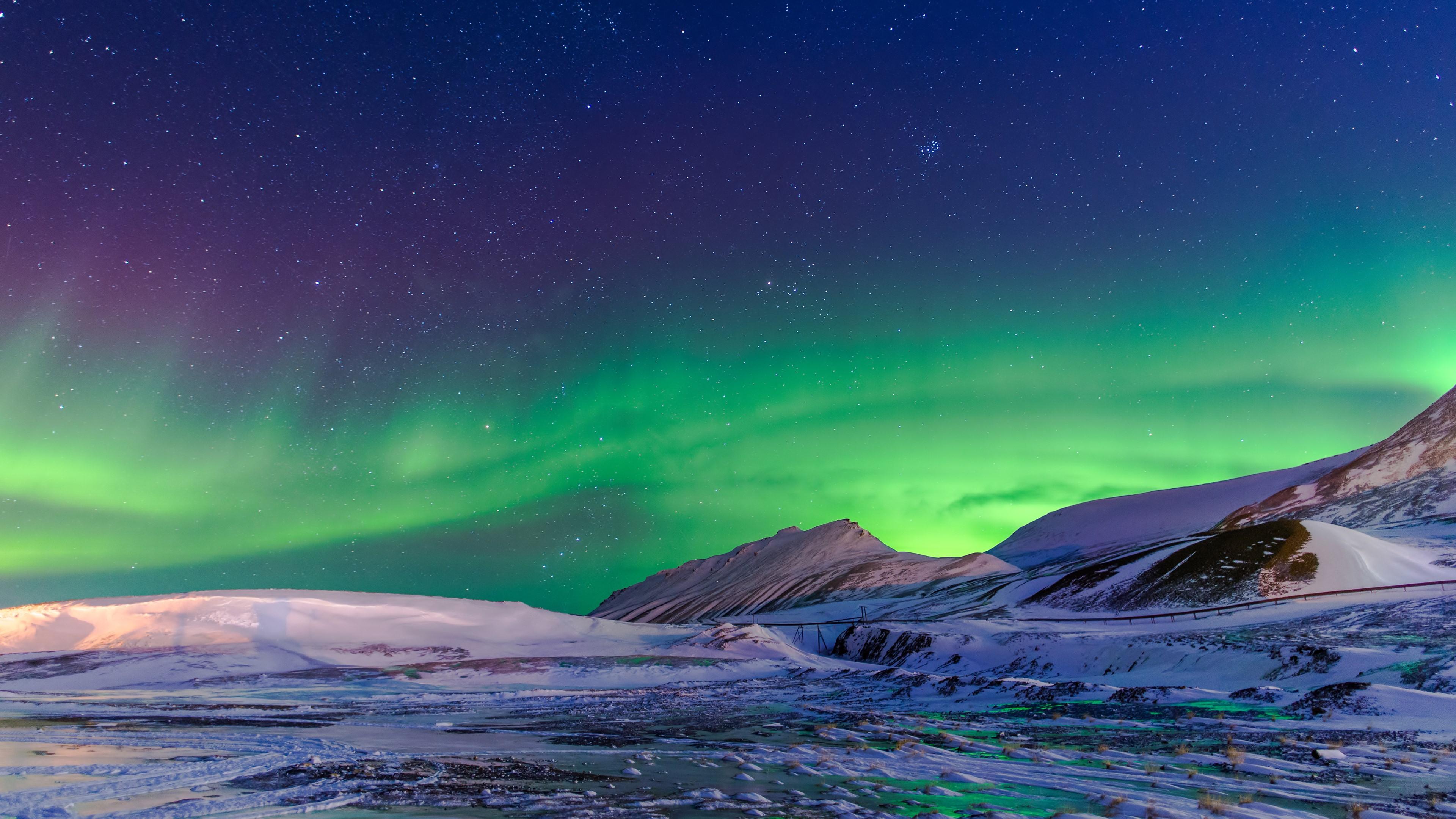 Aurora Borealis 4k Hd Nature 4k Wallpapers Images Backgrounds