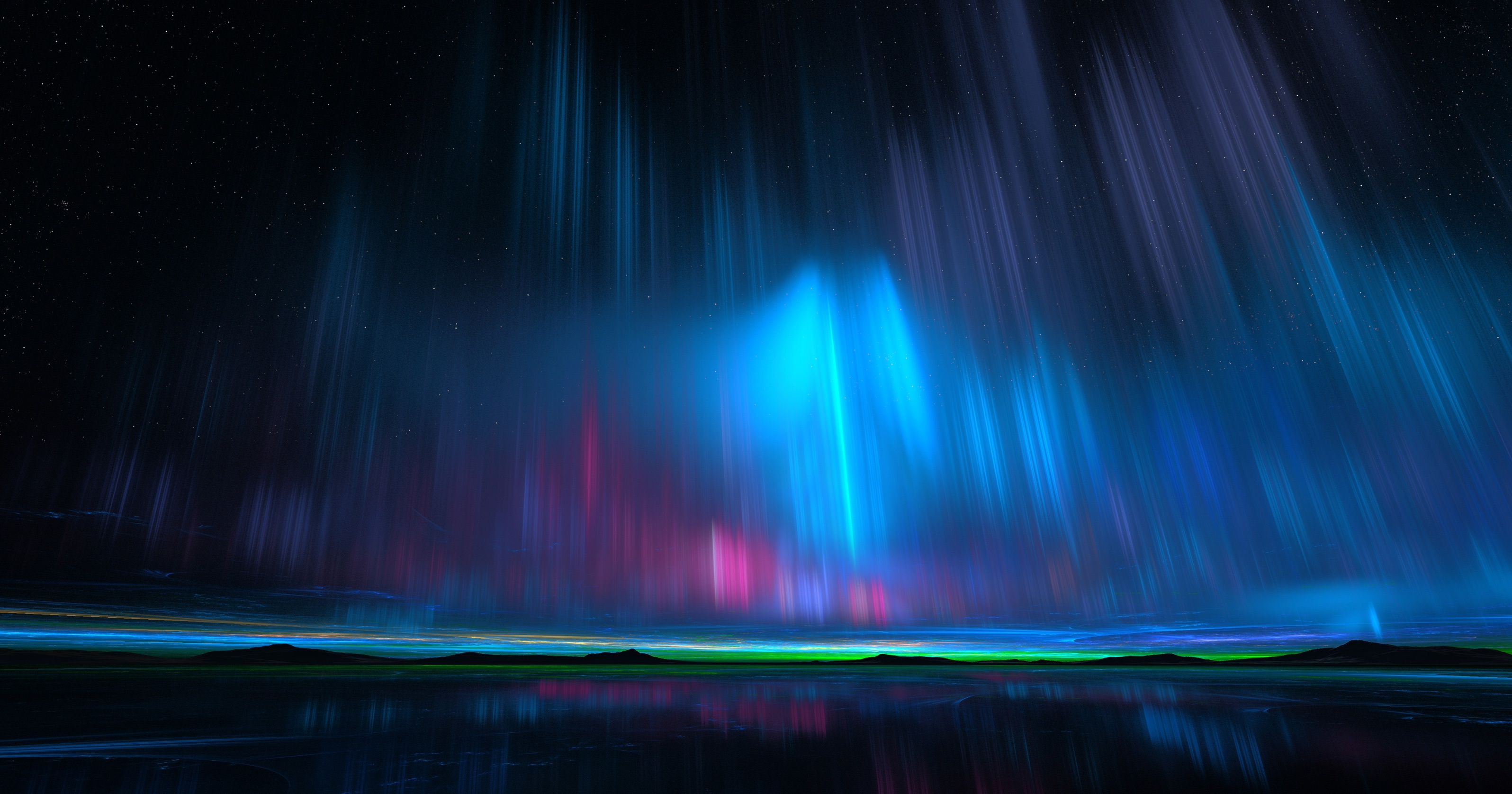 1680x1050 Aurora Borealis 1680x1050 Resolution Hd 4k