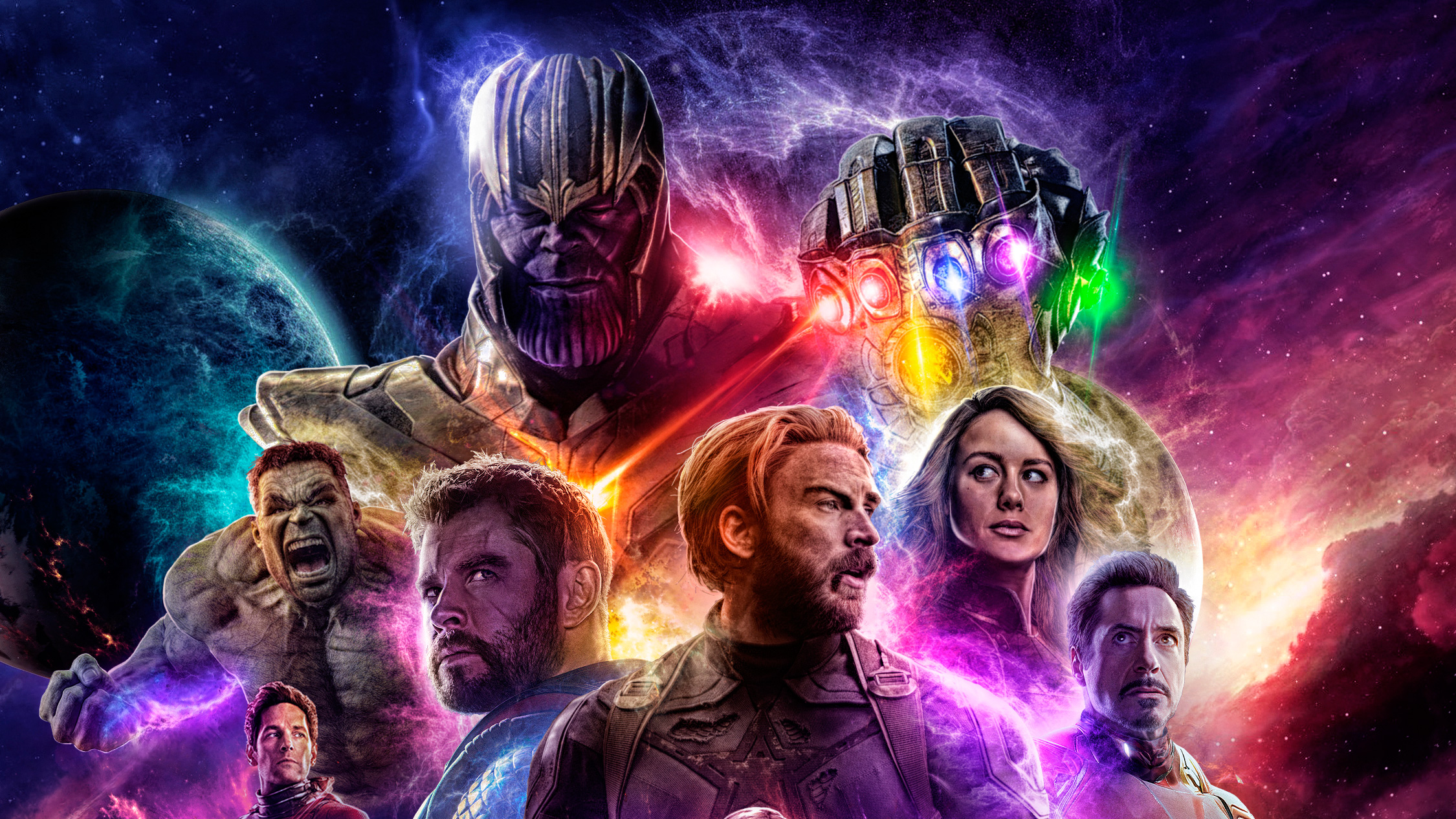 Avengers Endgame Desktop Wallpaper 4k Play Movies One