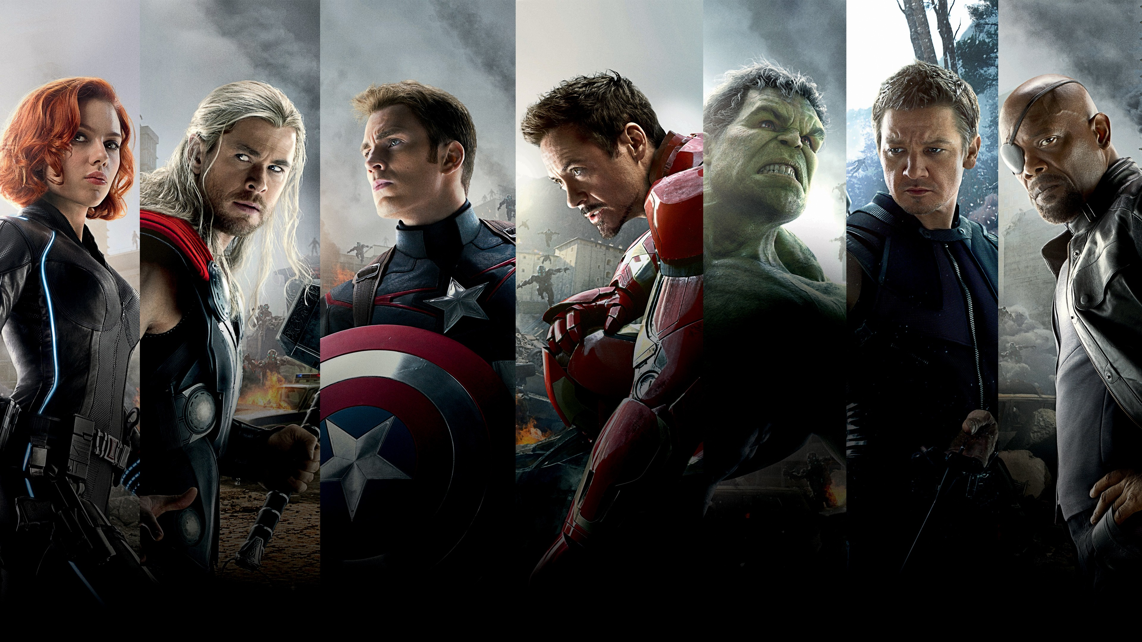 Avengers Age Of Ultron 2 Hd Movies 4k Wallpapers Images