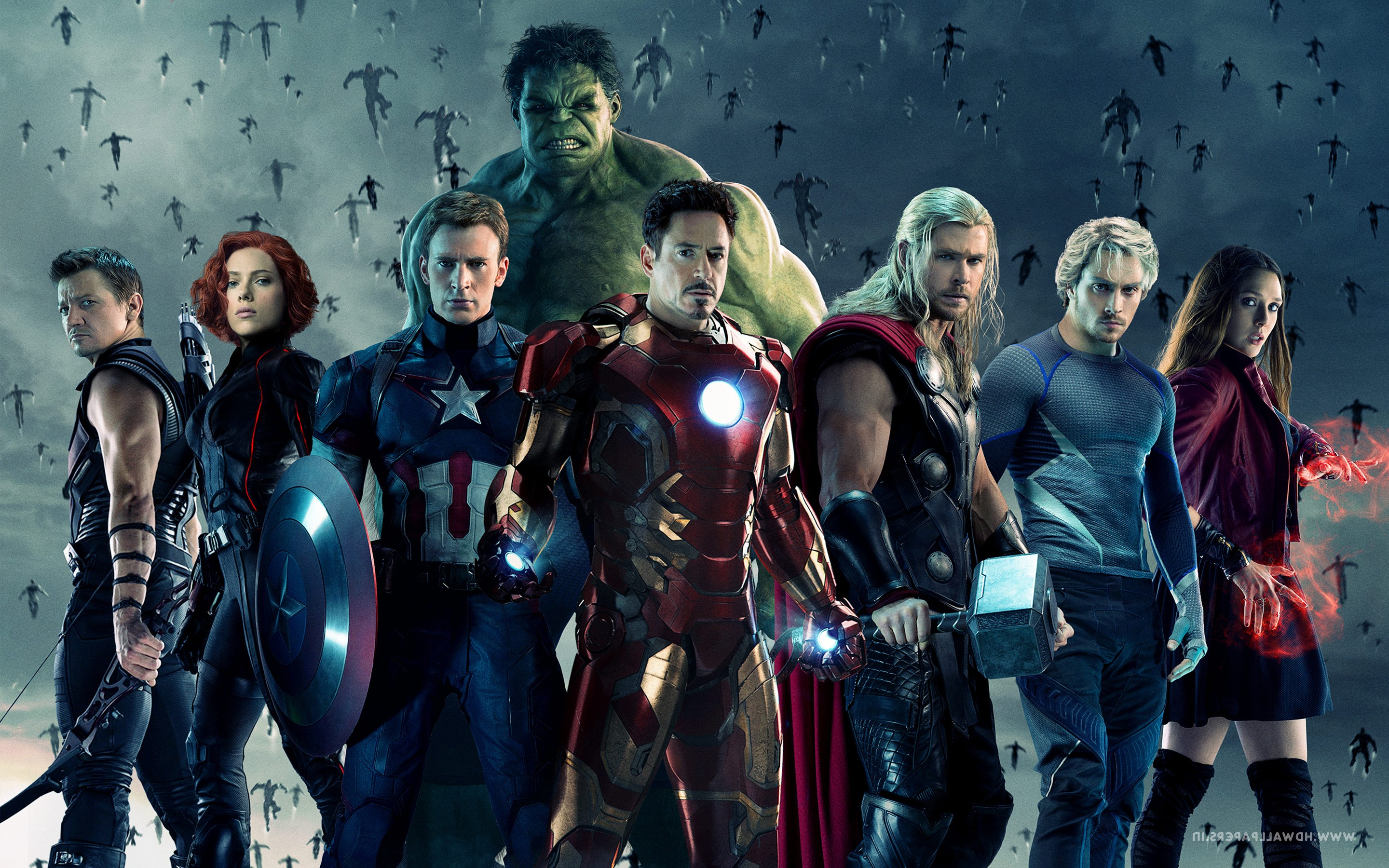 Avengers Age Of Ultron Movie