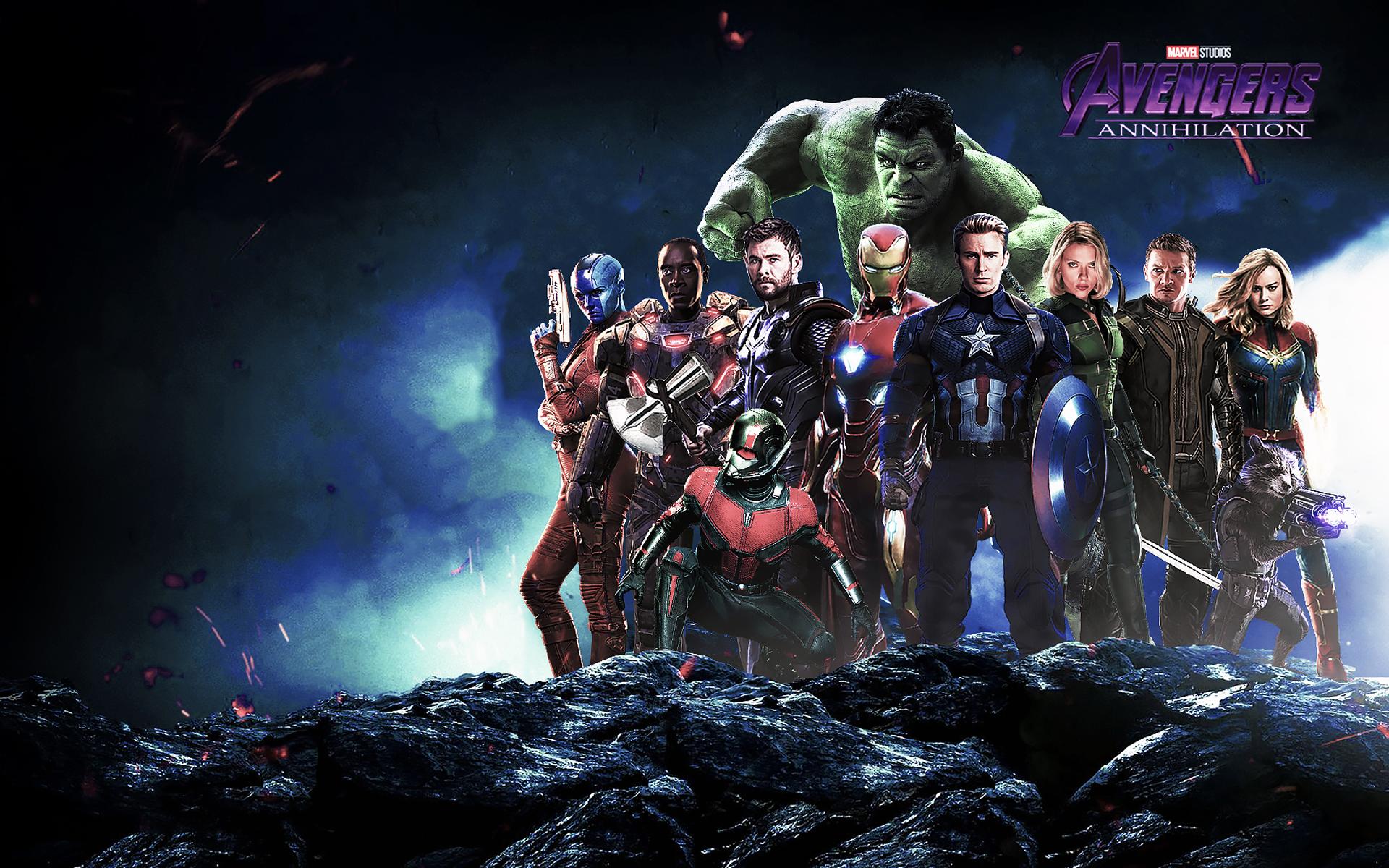Wallpaper Avengers Endgame Avengers 4 Hd Movies 16872: Avengers Annihilation, HD Movies, 4k Wallpapers, Images